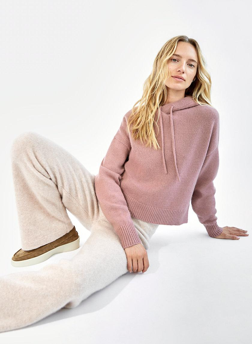 Luxe Cashmere Hoodie