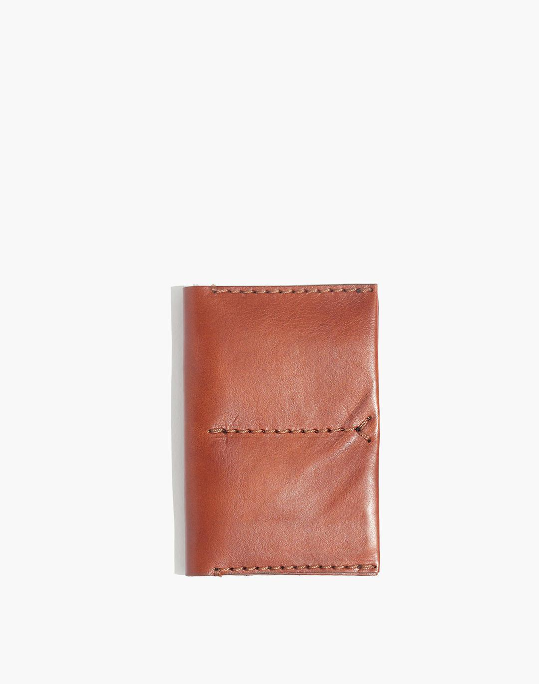 The Leather Passport Case