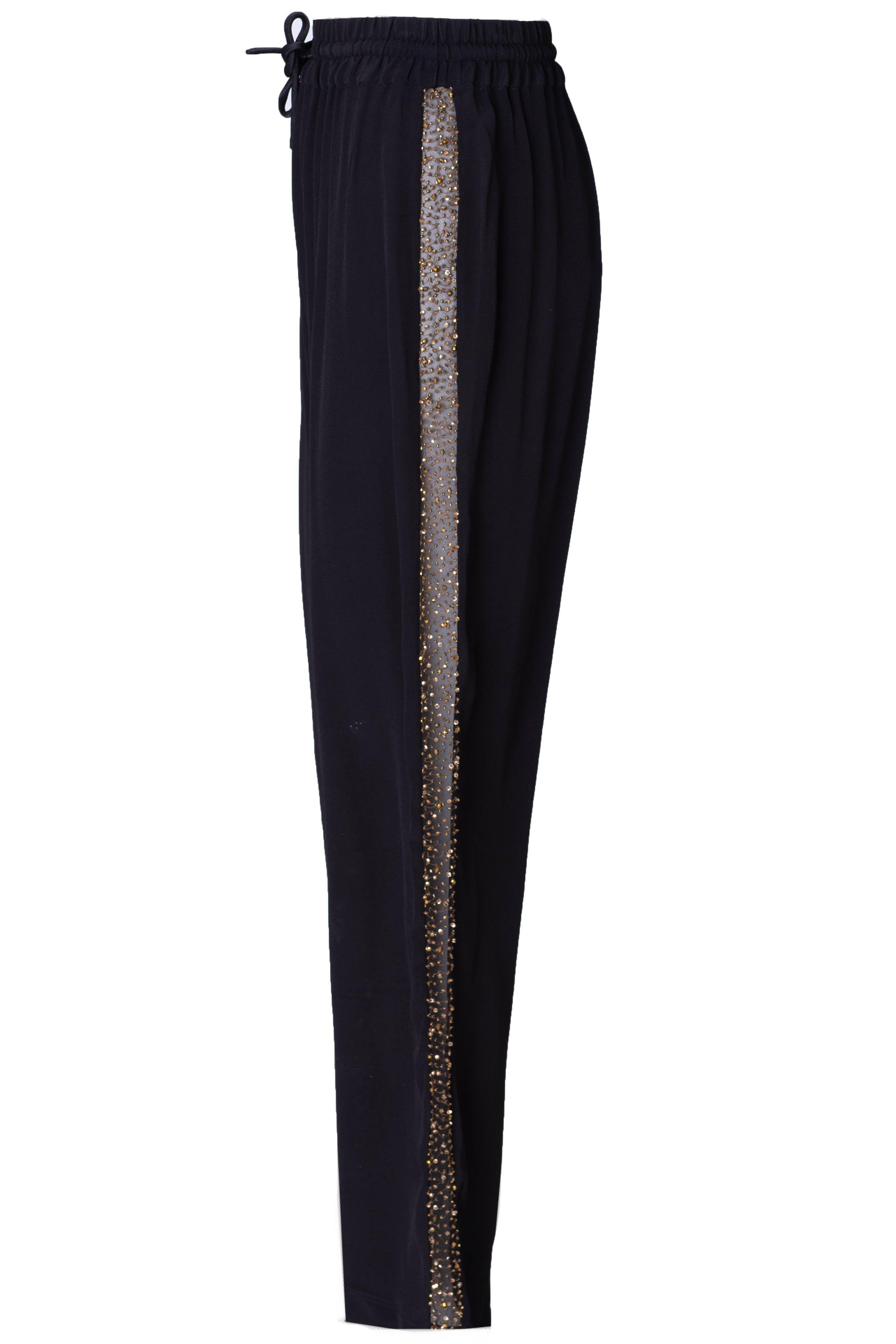 SEQUIN TRACK PANT 3