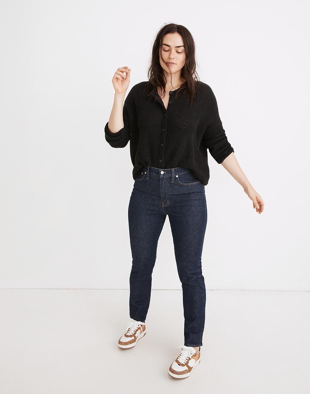The Perfect Vintage Jean: Stacked-Hem Edition