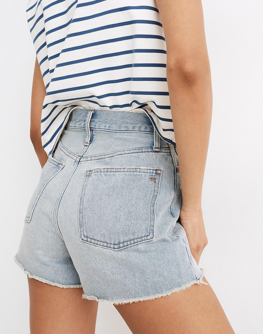 The Momjean Short in Byers Wash: Ripped Edition 2