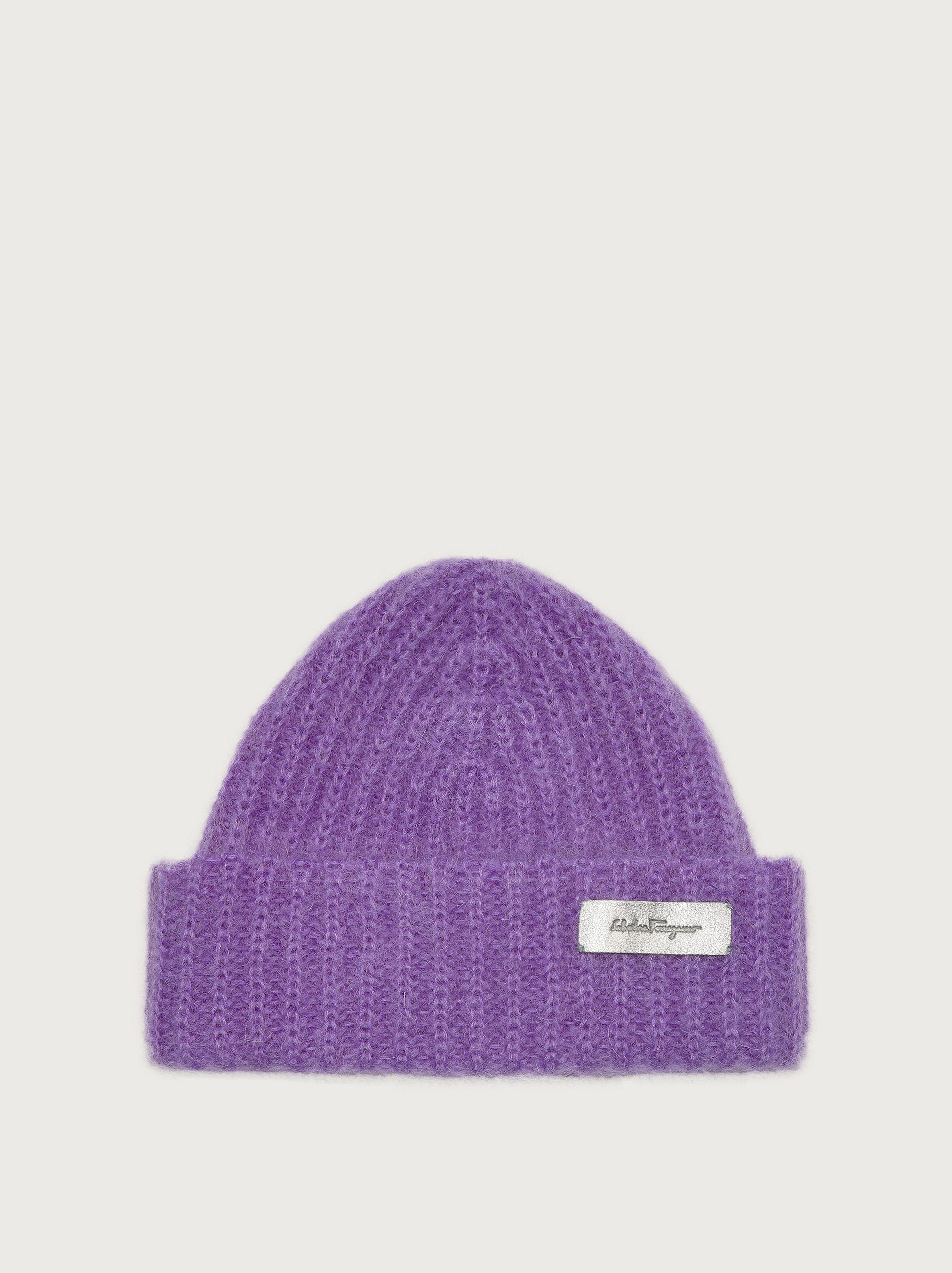 ANGORA AND MOHAIR HAT
