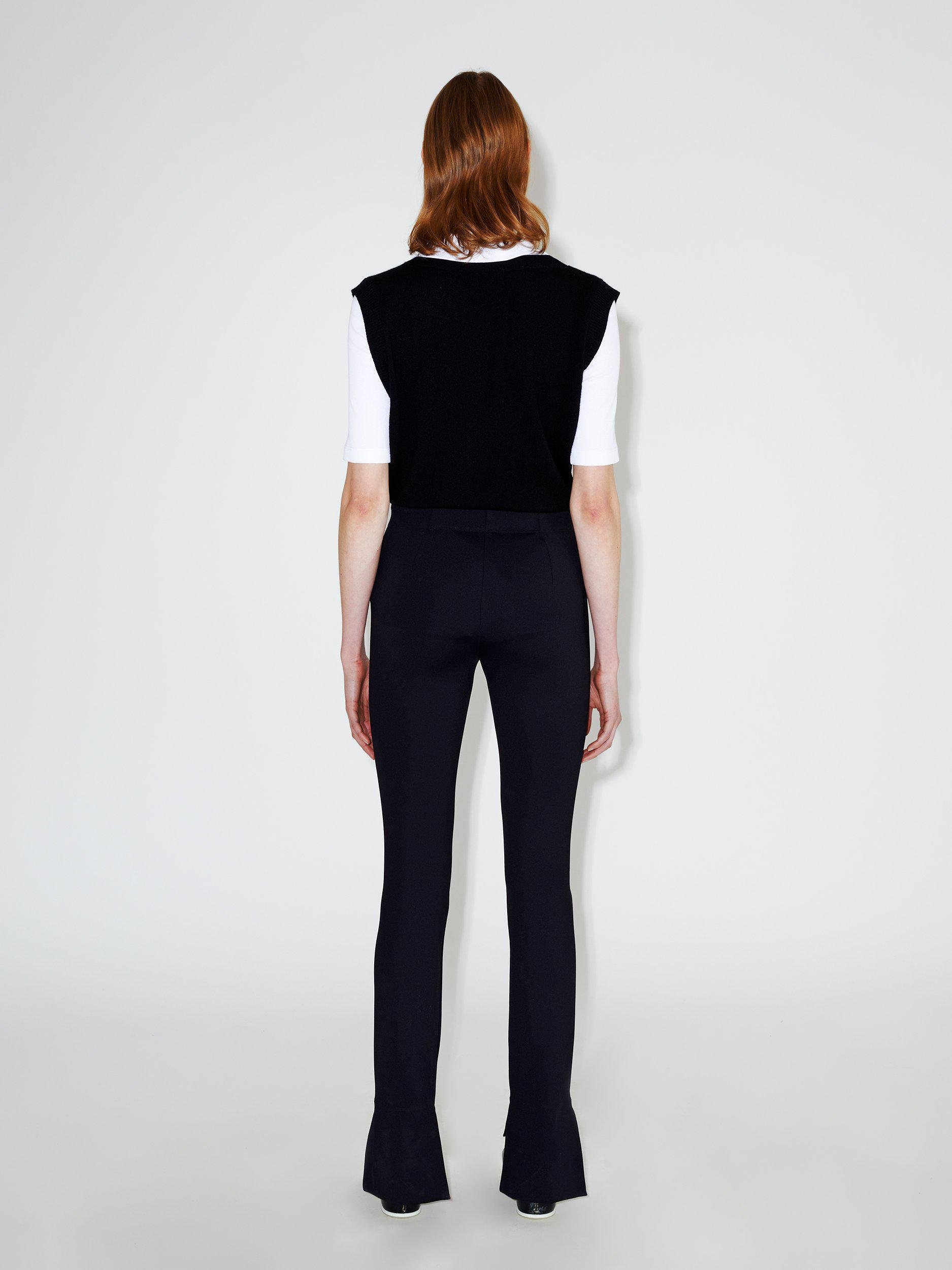 Skinny Cropped Front Pant 3