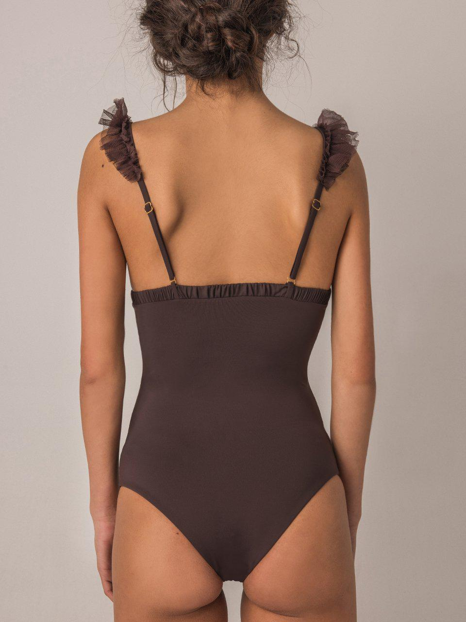 Silky Wings Vintage One-Piece 2