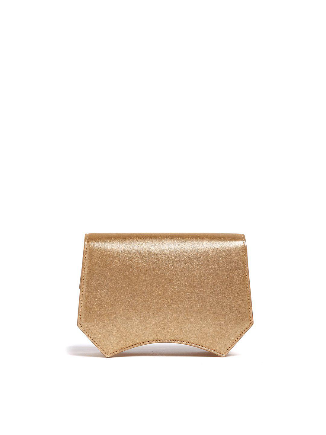 Madeline Evening Leather Clutch 3