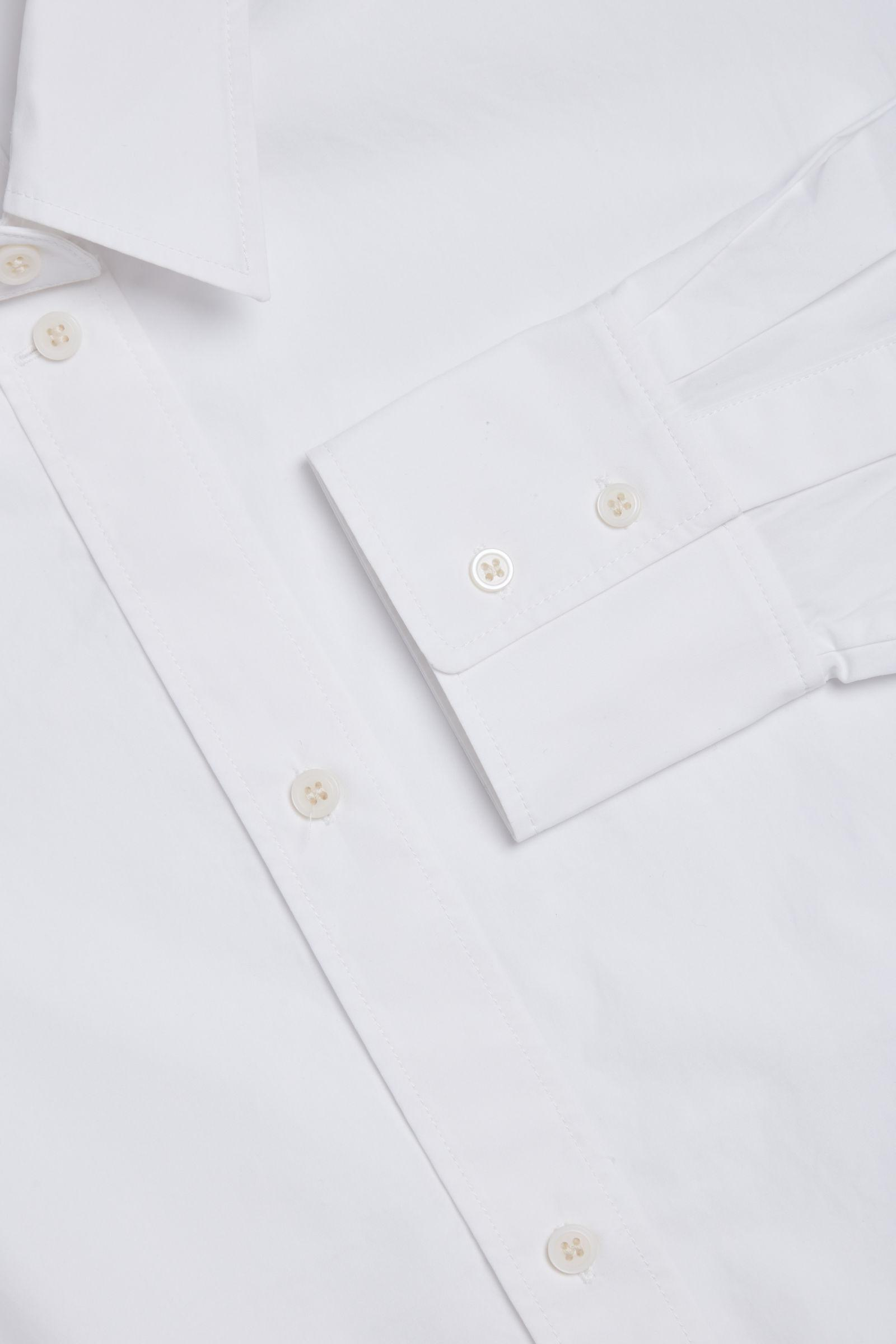 ORGANIC COTTON FITTED SHIRT 5