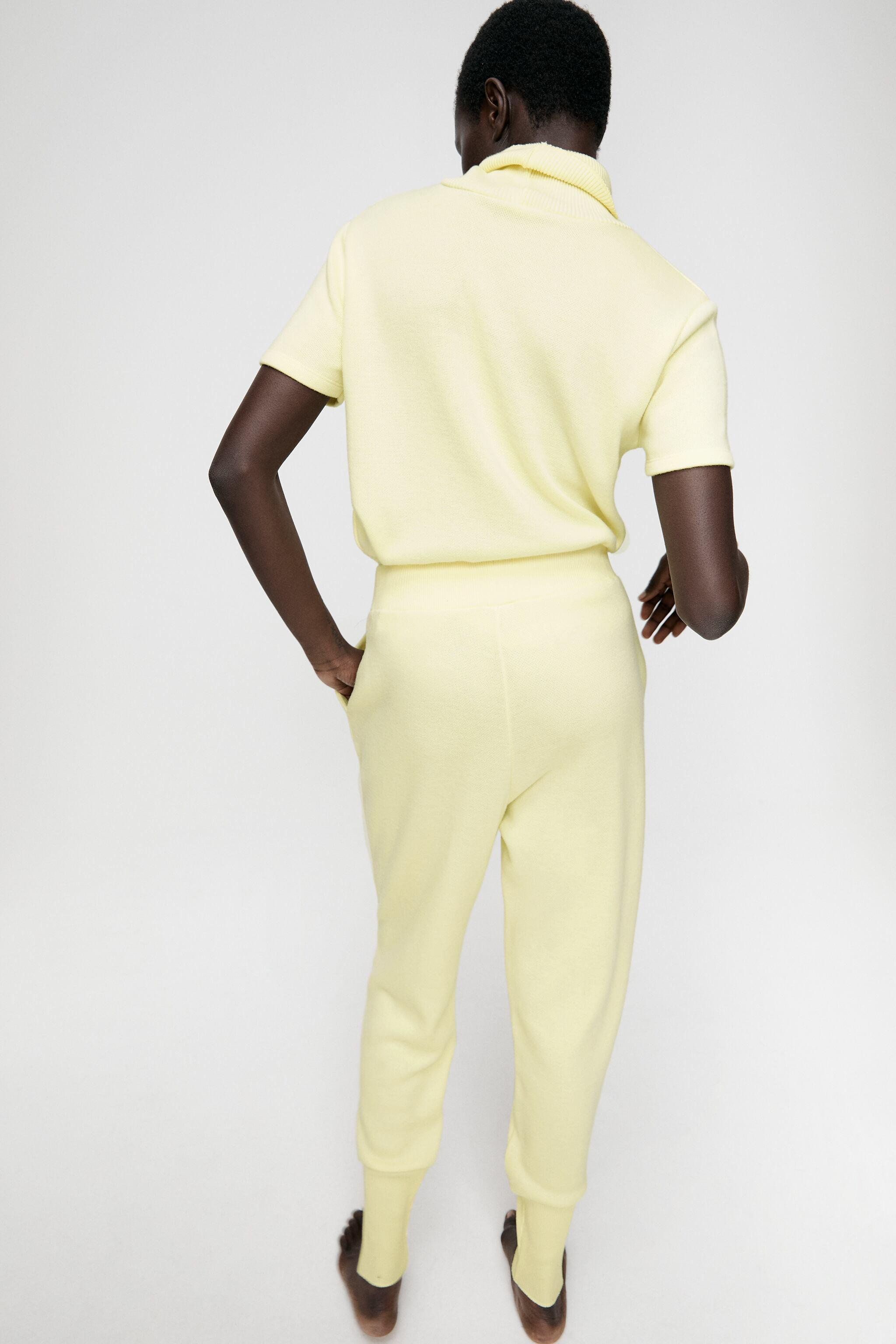 SOFT SHIRT WITH RIBBED COLLAR 2