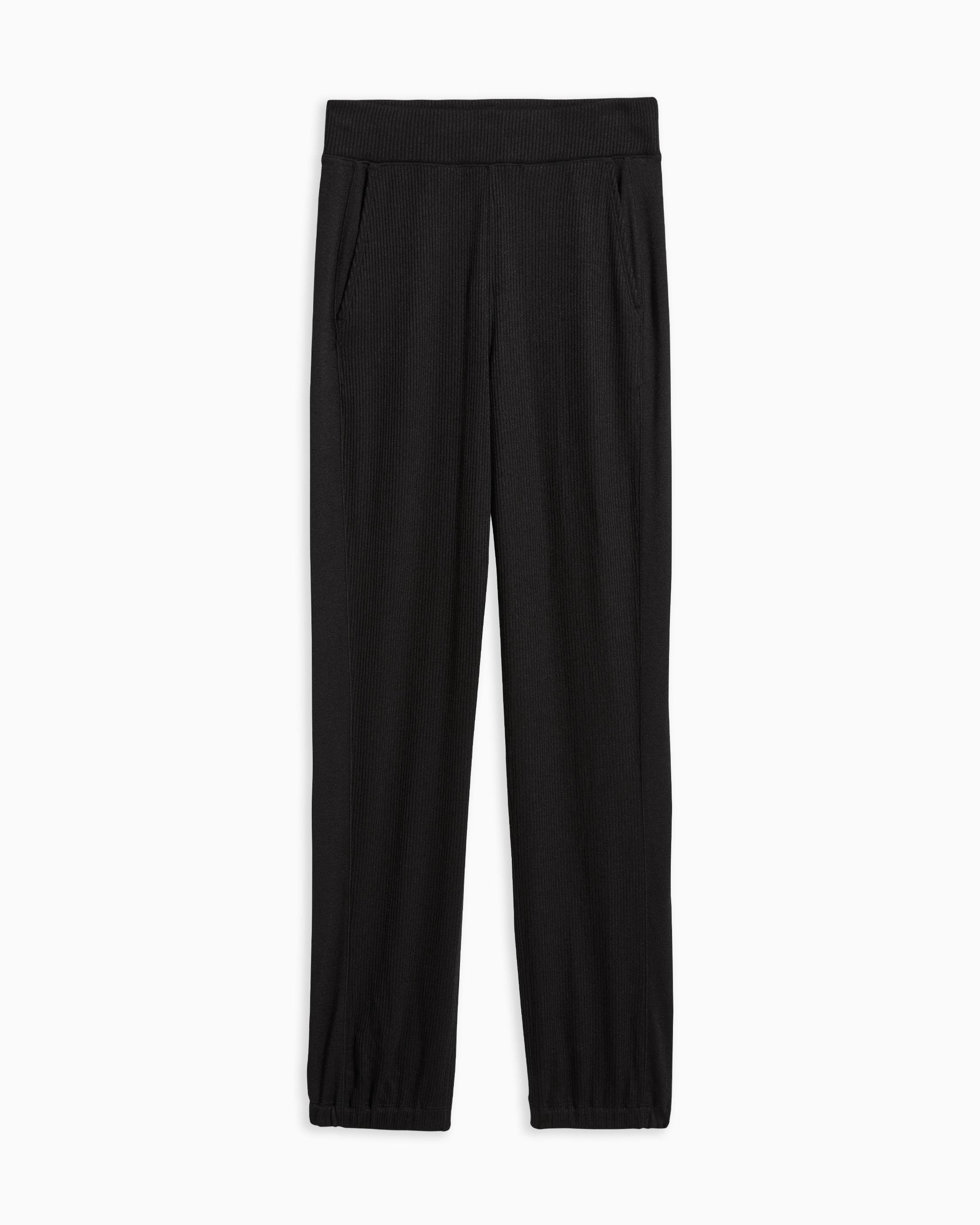 The knit jersey pant 5