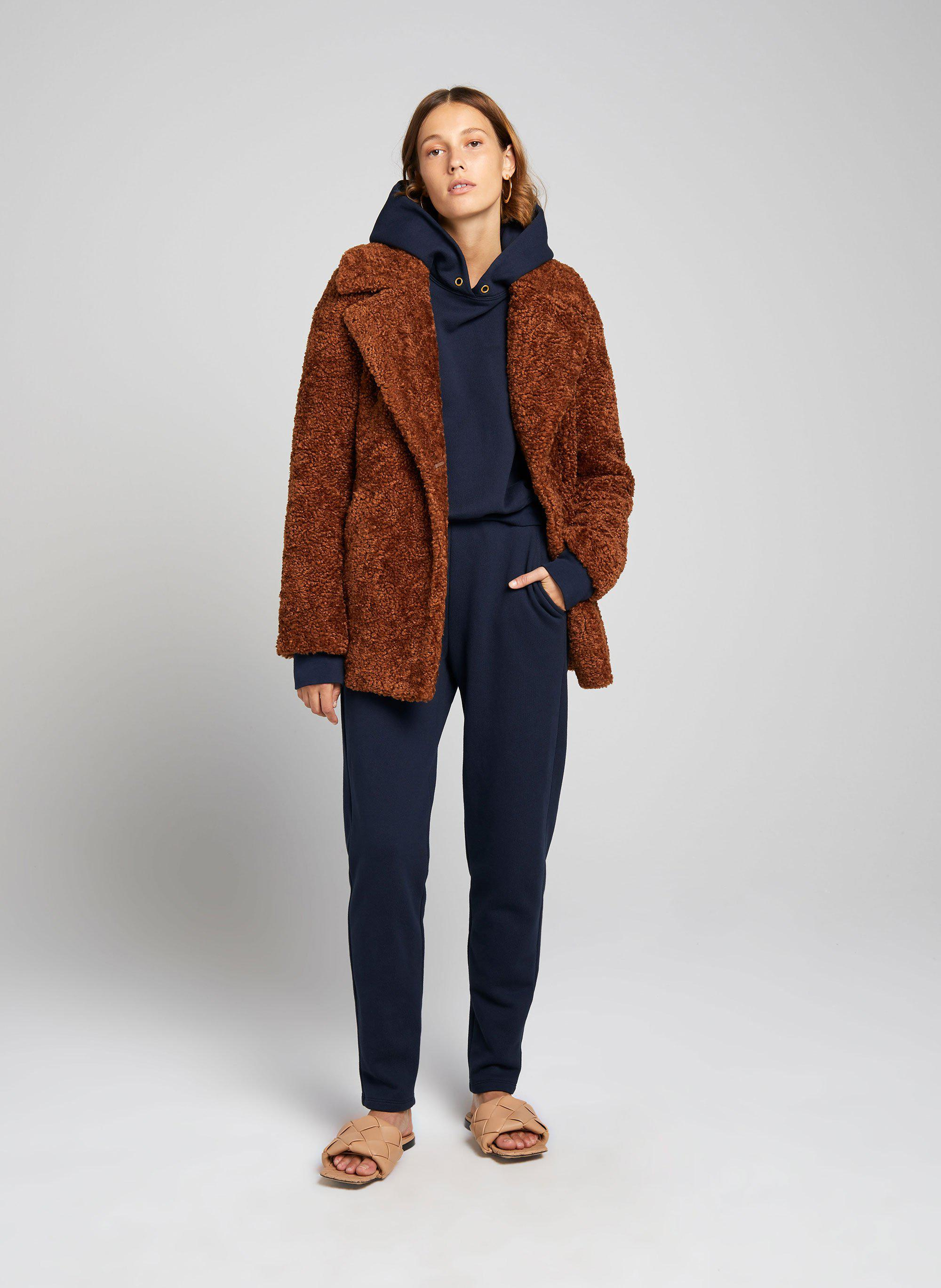 Roger Cotton Terry Pant 1