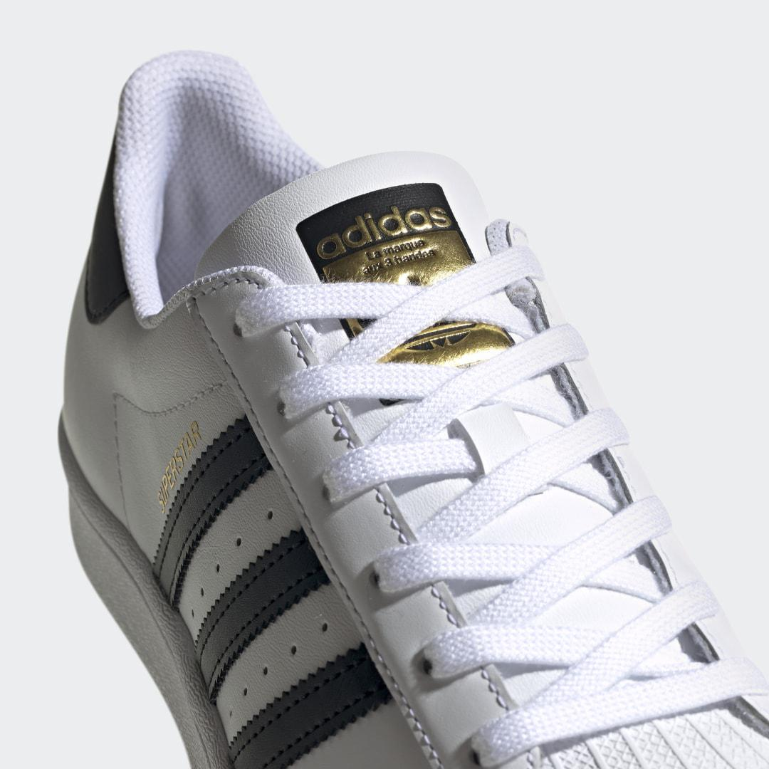 Superstar Shoes White 3