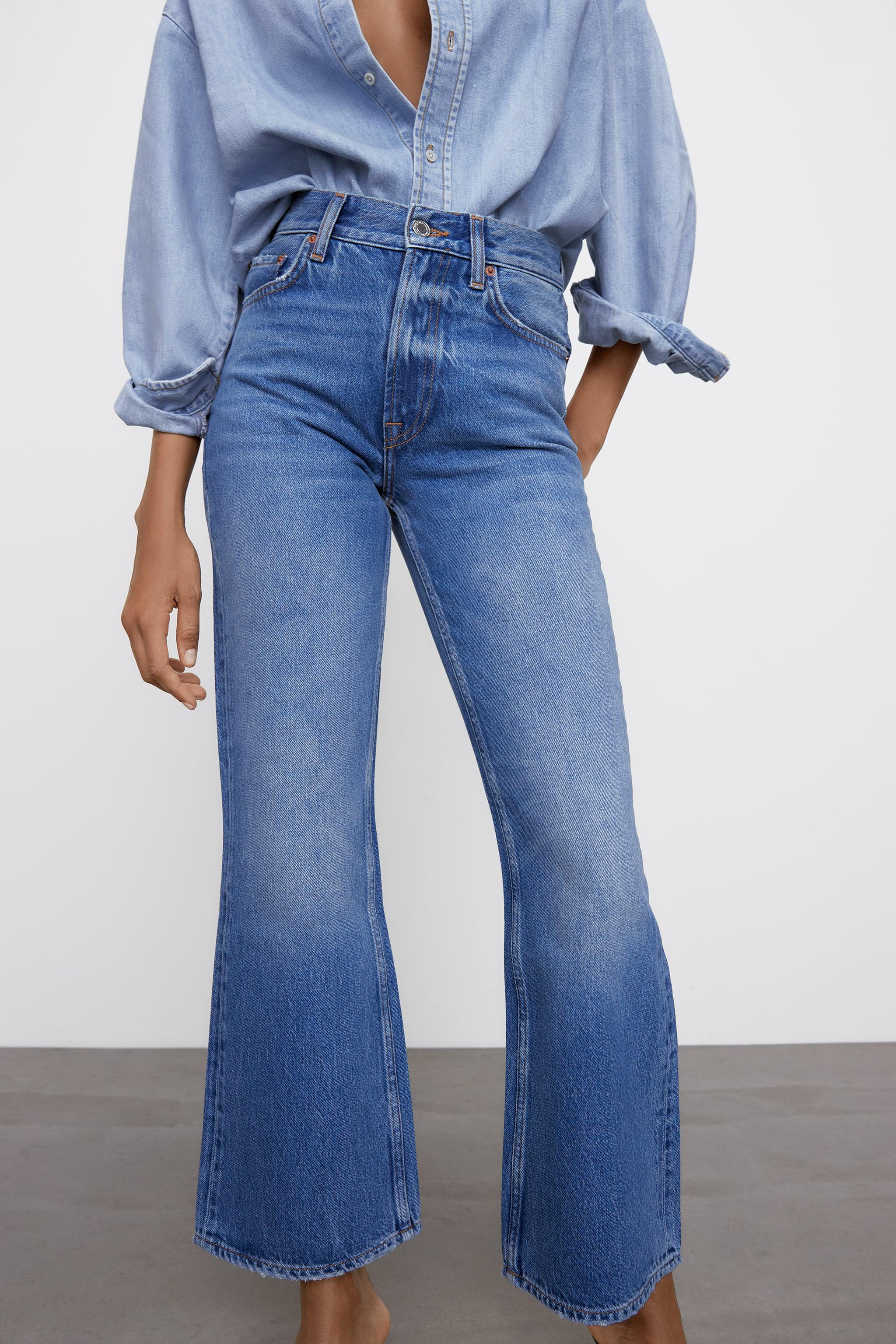 ZW THE ZIA FLARE JEANS 2