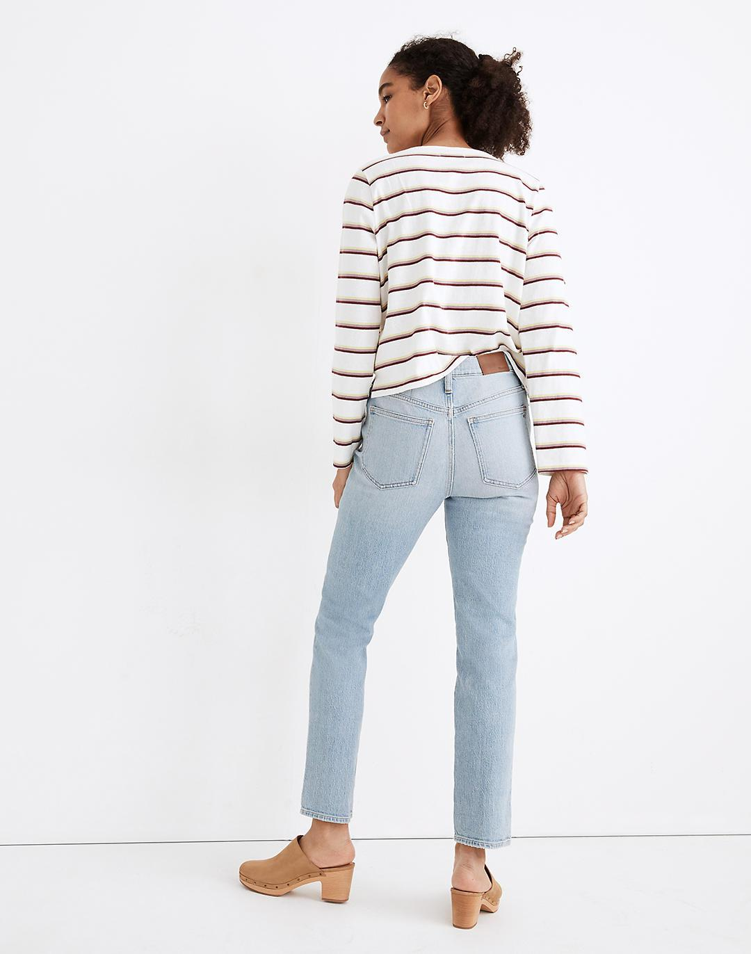 The Perfect Vintage Jean in Fiore Wash 2
