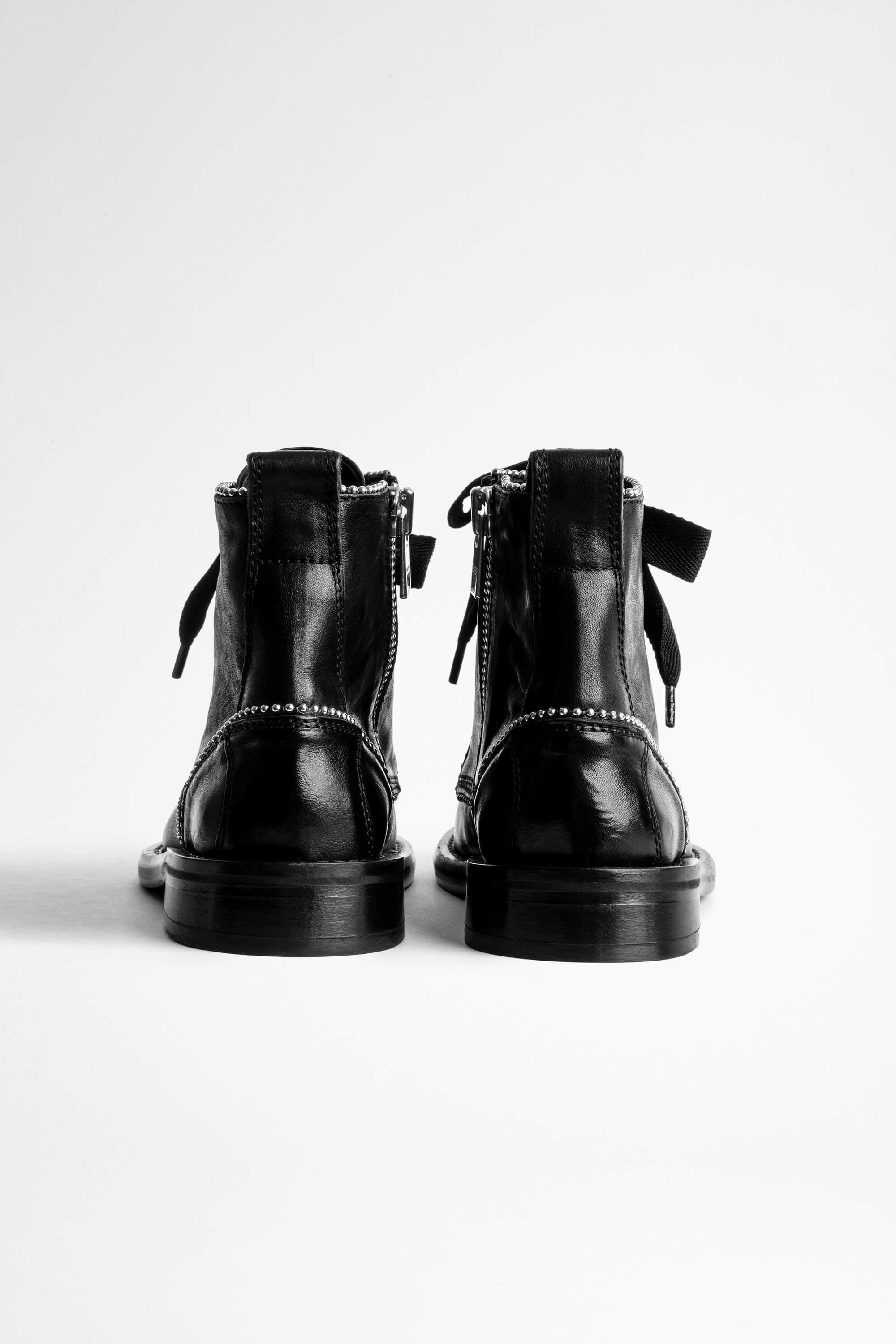 Laureen Roma Studs Ankle Boots 3