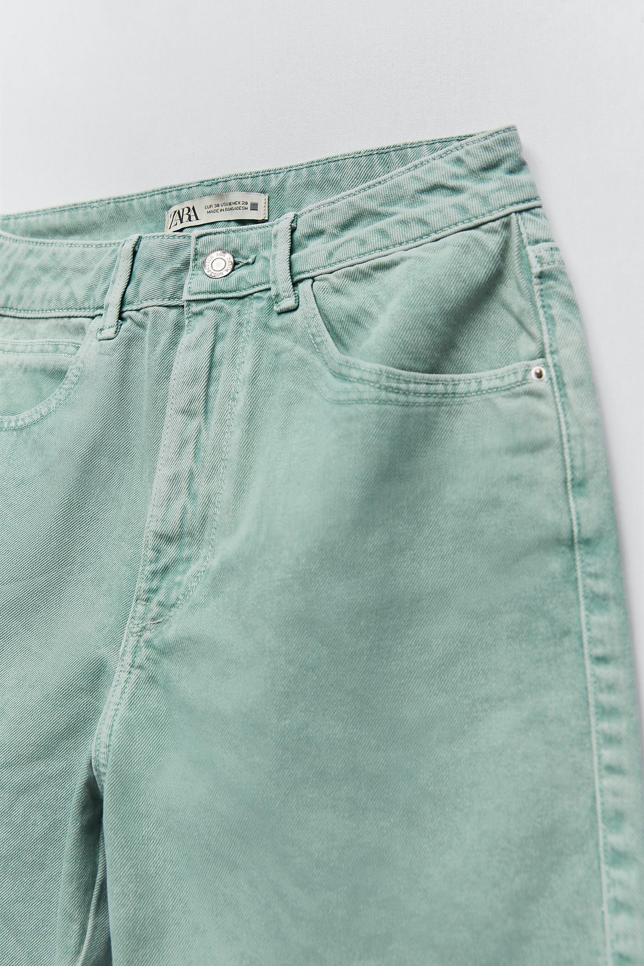 Z1975 HIGH RISE STRAIGHT JEANS 9