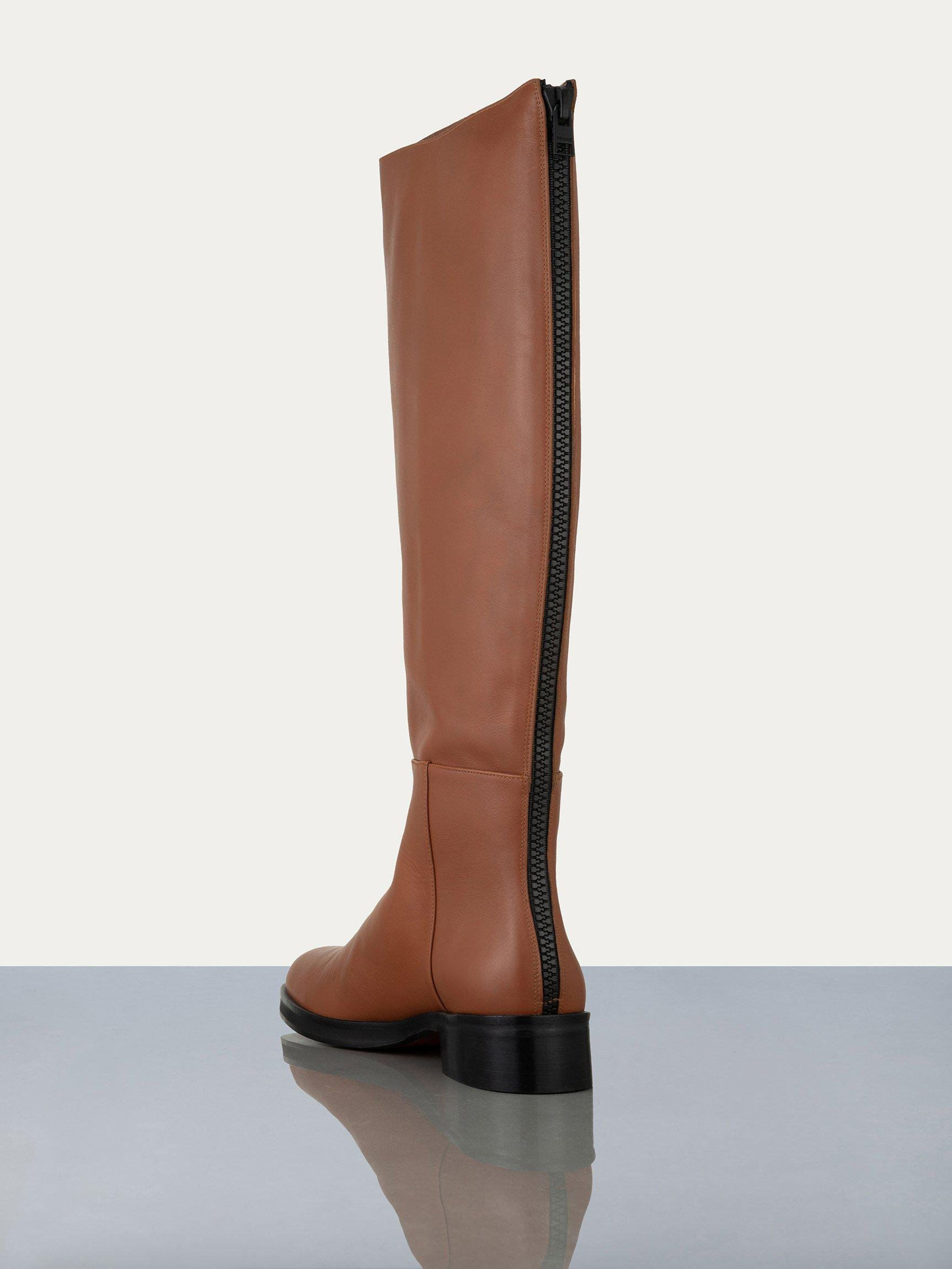 Le Ramsey Boot -- Tobacco