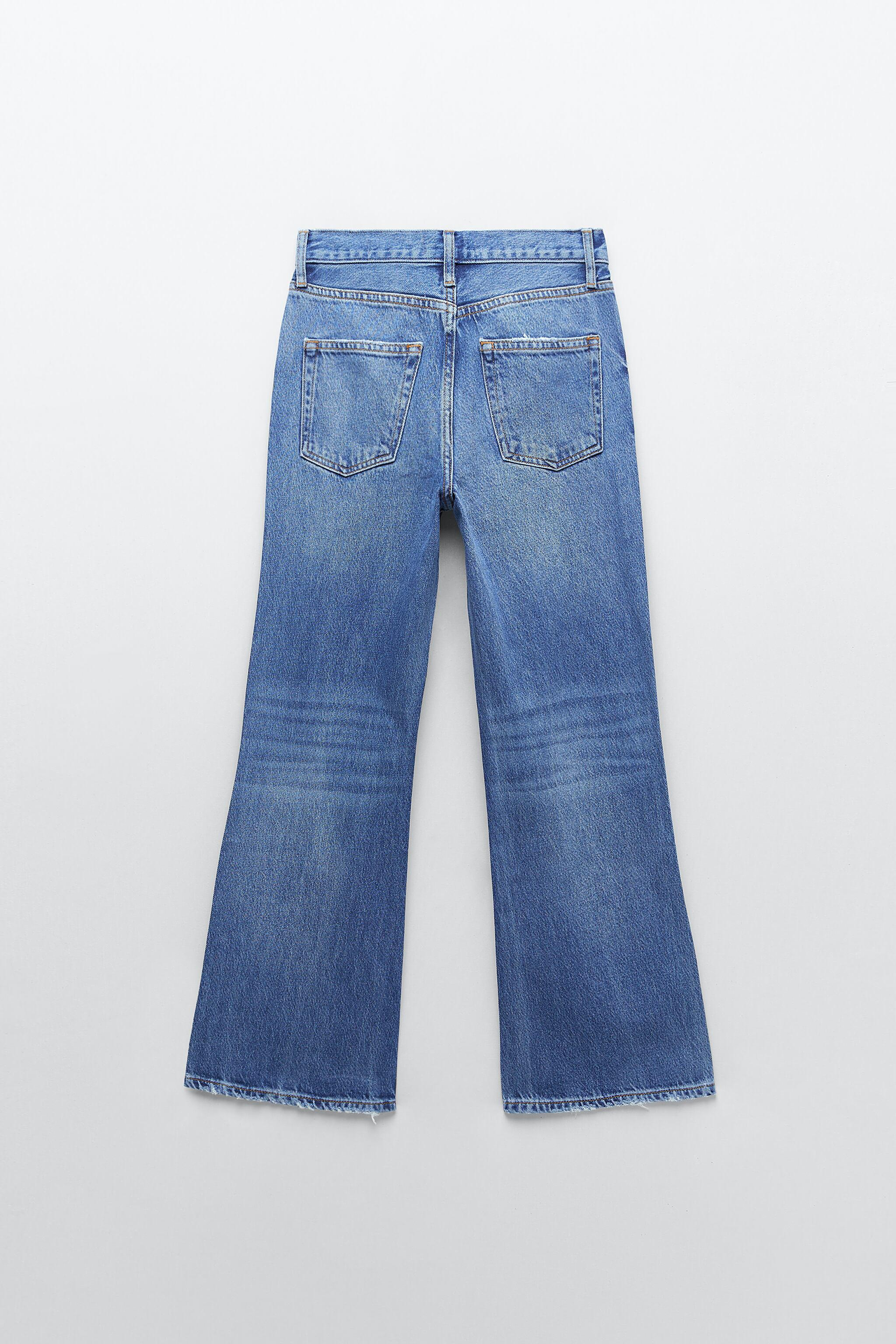ZW THE ZIA FLARE JEANS 6
