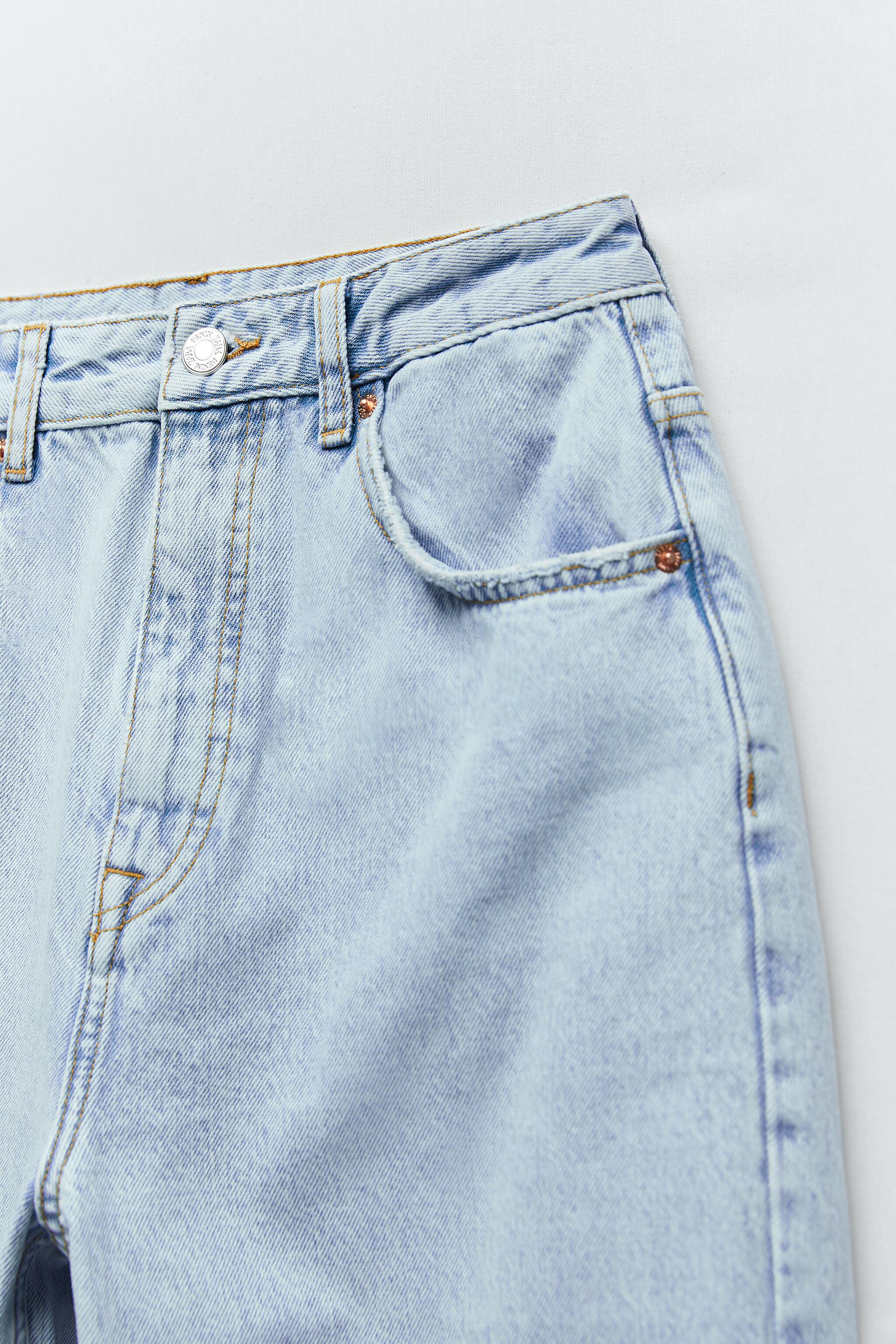 Z1975 HIGH RISE STRAIGHT JEANS 2
