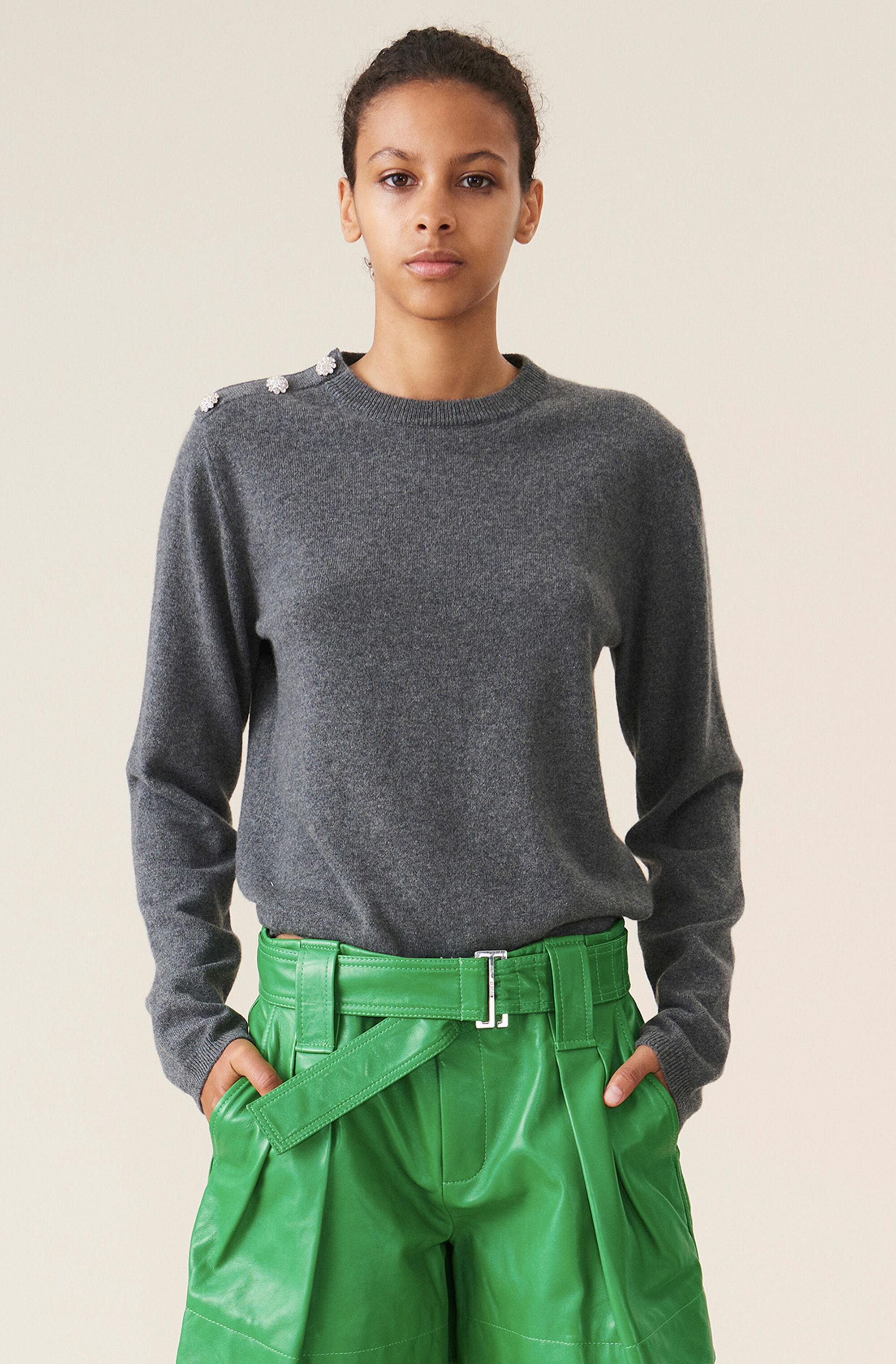 Cashmere Knit Pullover 0