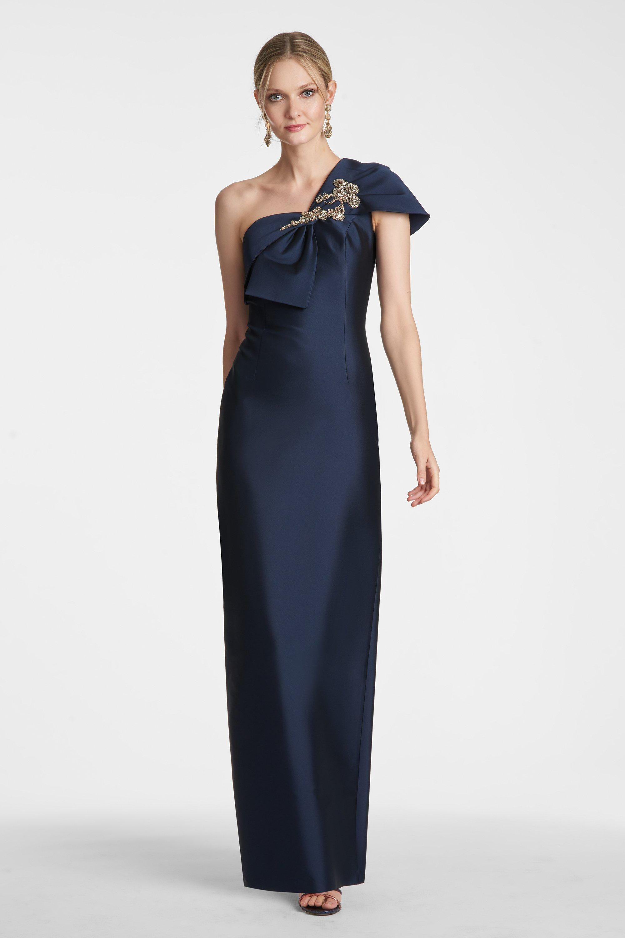Ines Gown - Midnight
