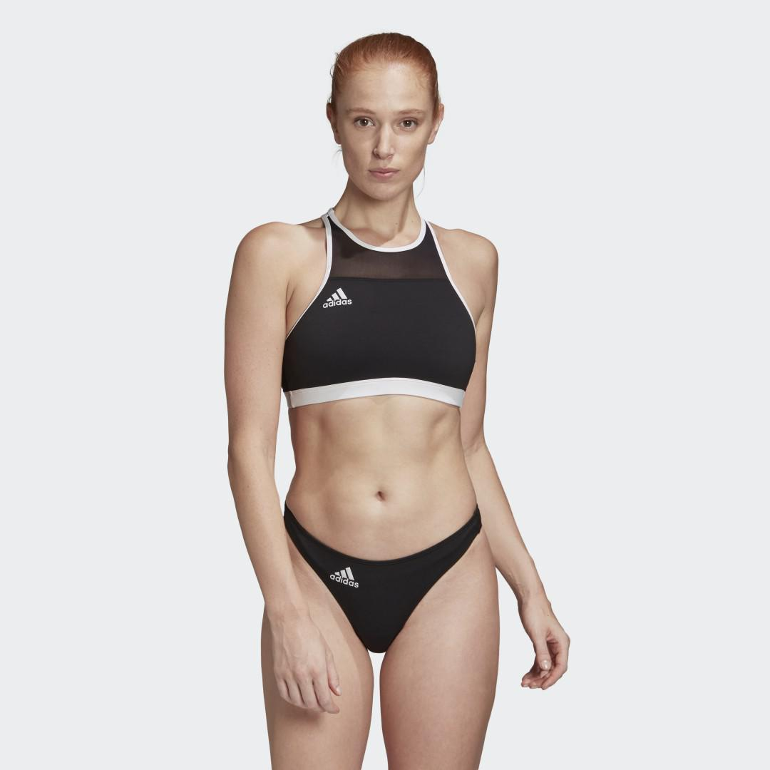 Don't Rest Beach Volleyball Top Black
