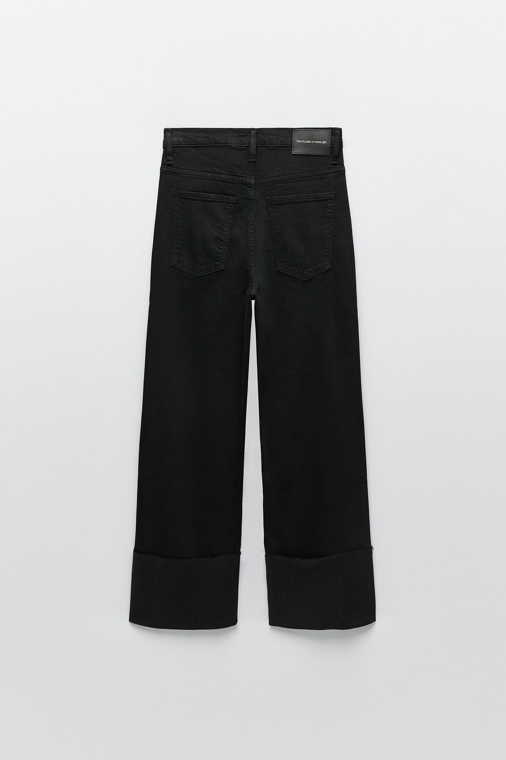 ZW THE FOLDED UP JEANS 7