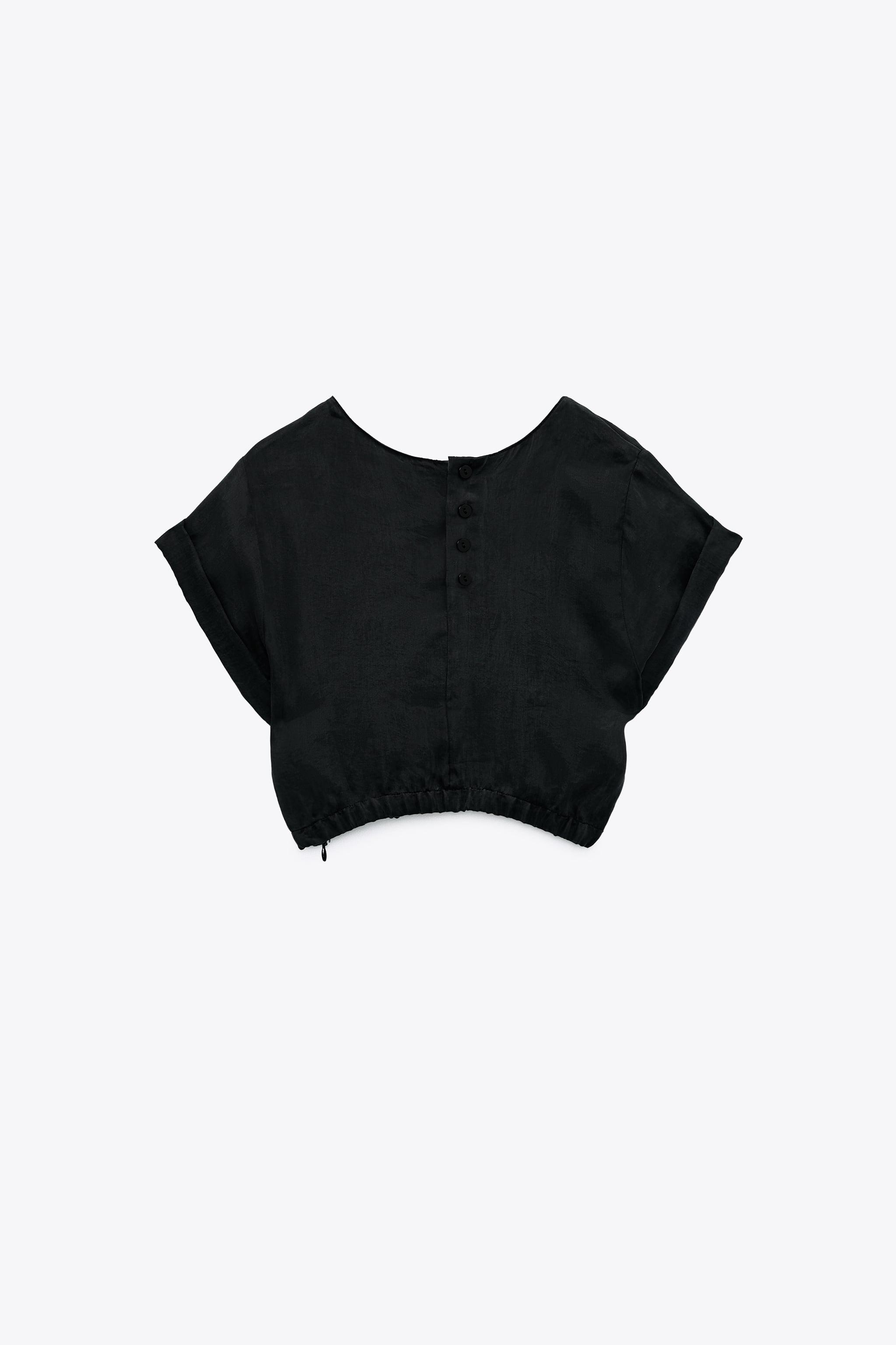 FLOWY CROPPED TOP 4