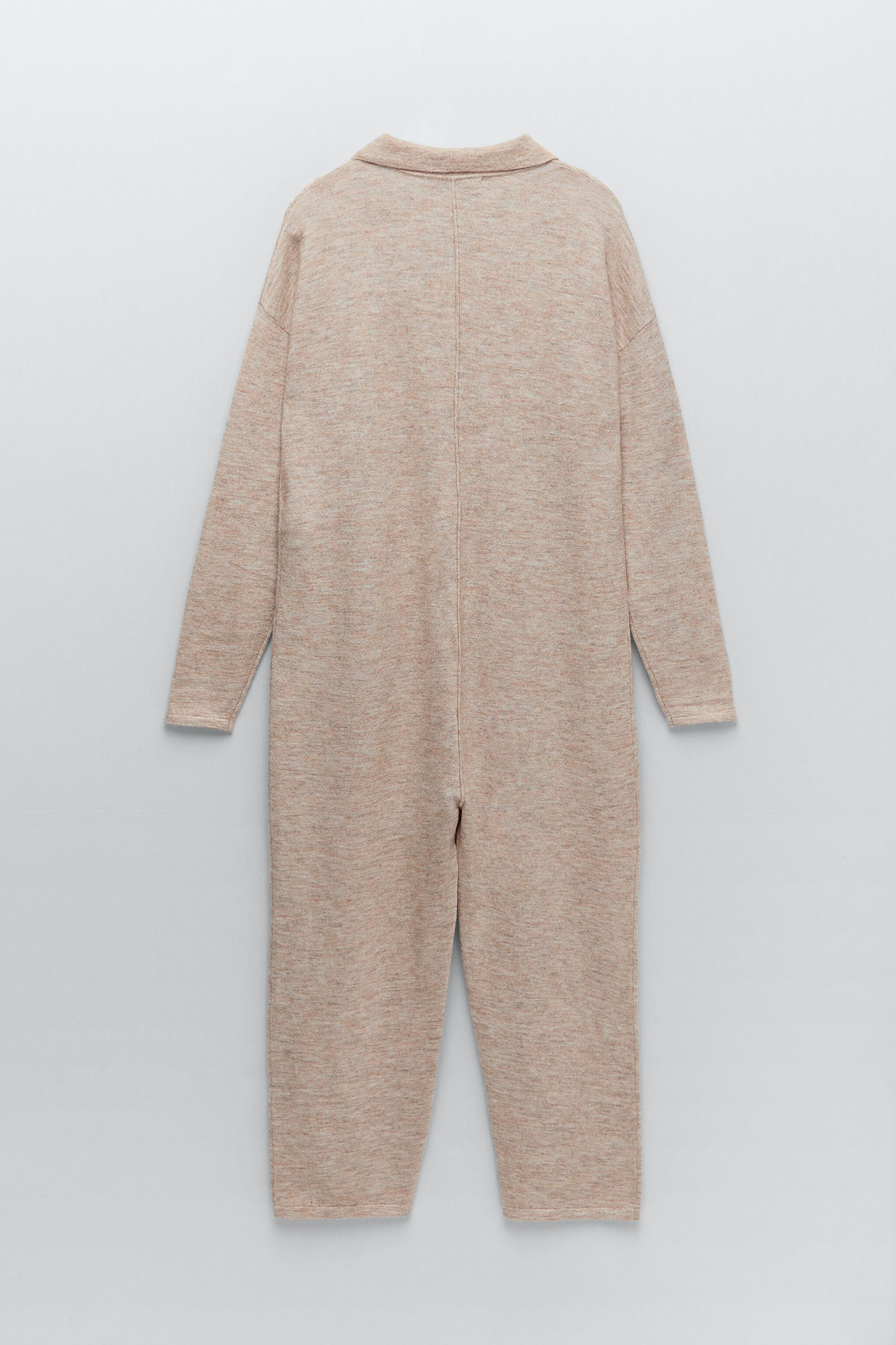 WOOL BLEND JUMPSUIT SPECIAL EDITION 4