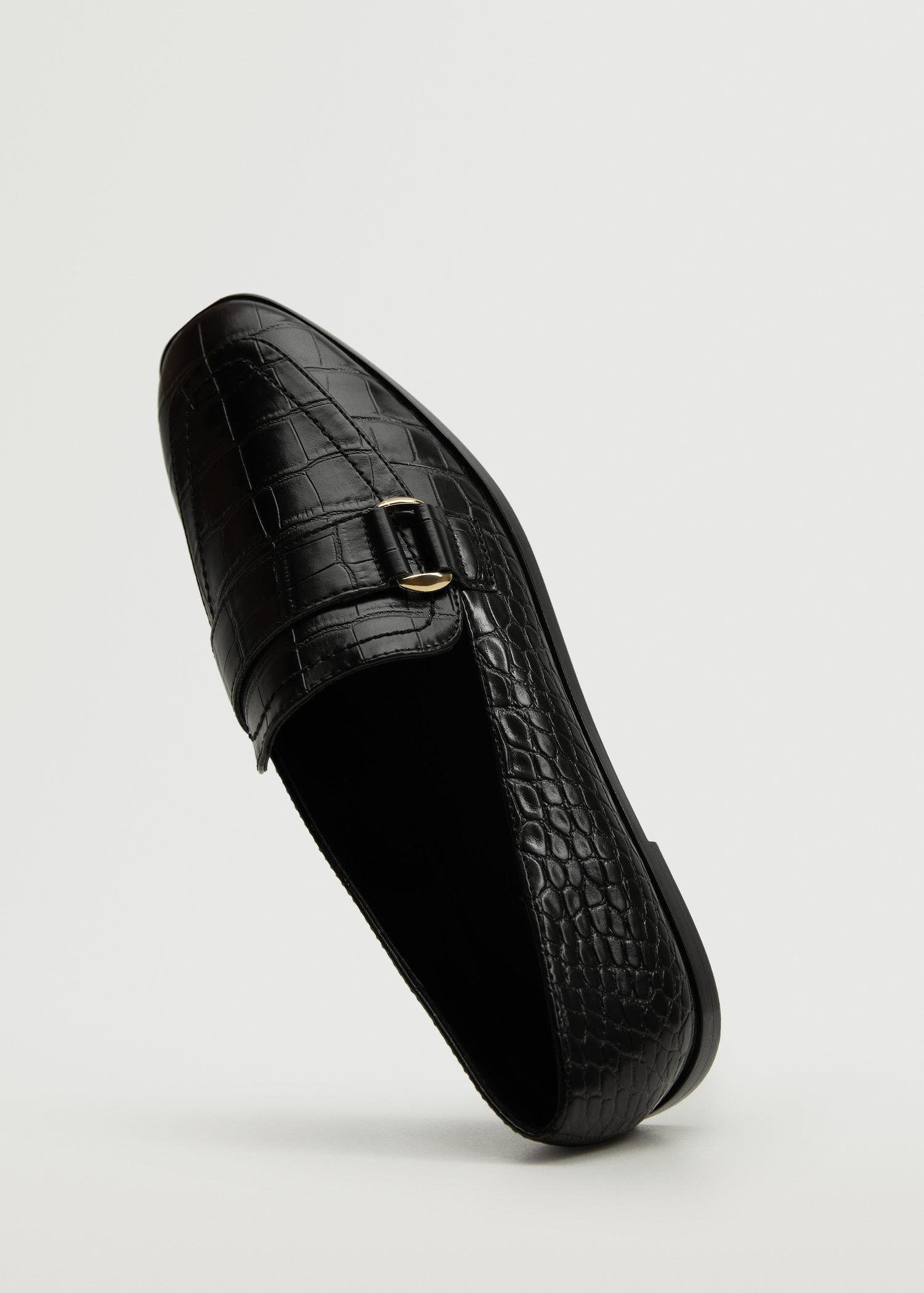 Buckle coco moccasins 4