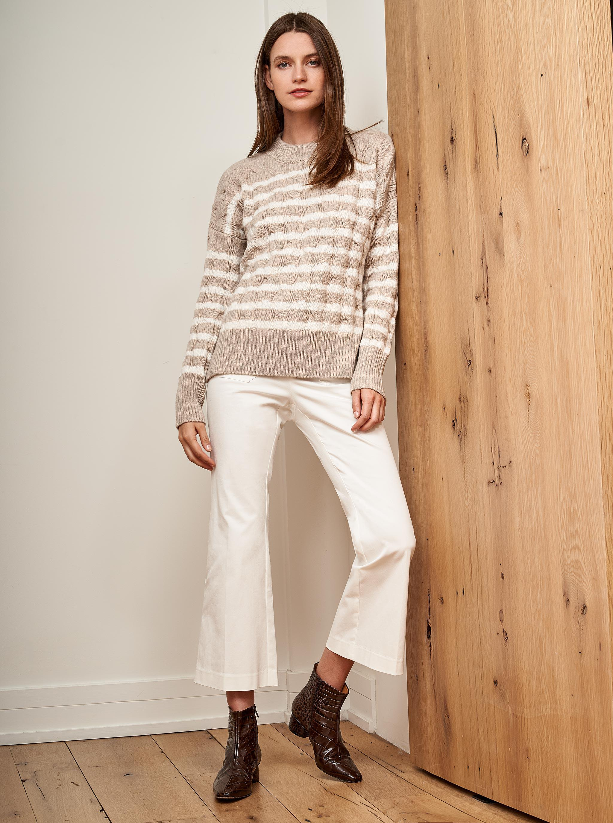 Cable Marin Sweater 5