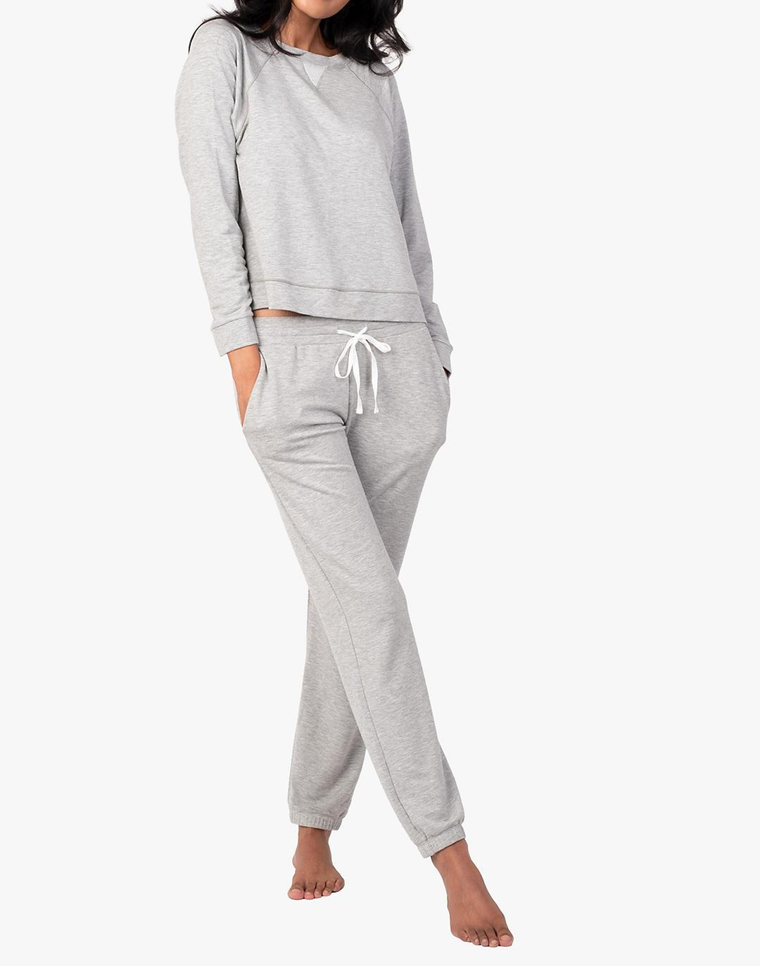 LIVELY The Terry-Soft Jogger