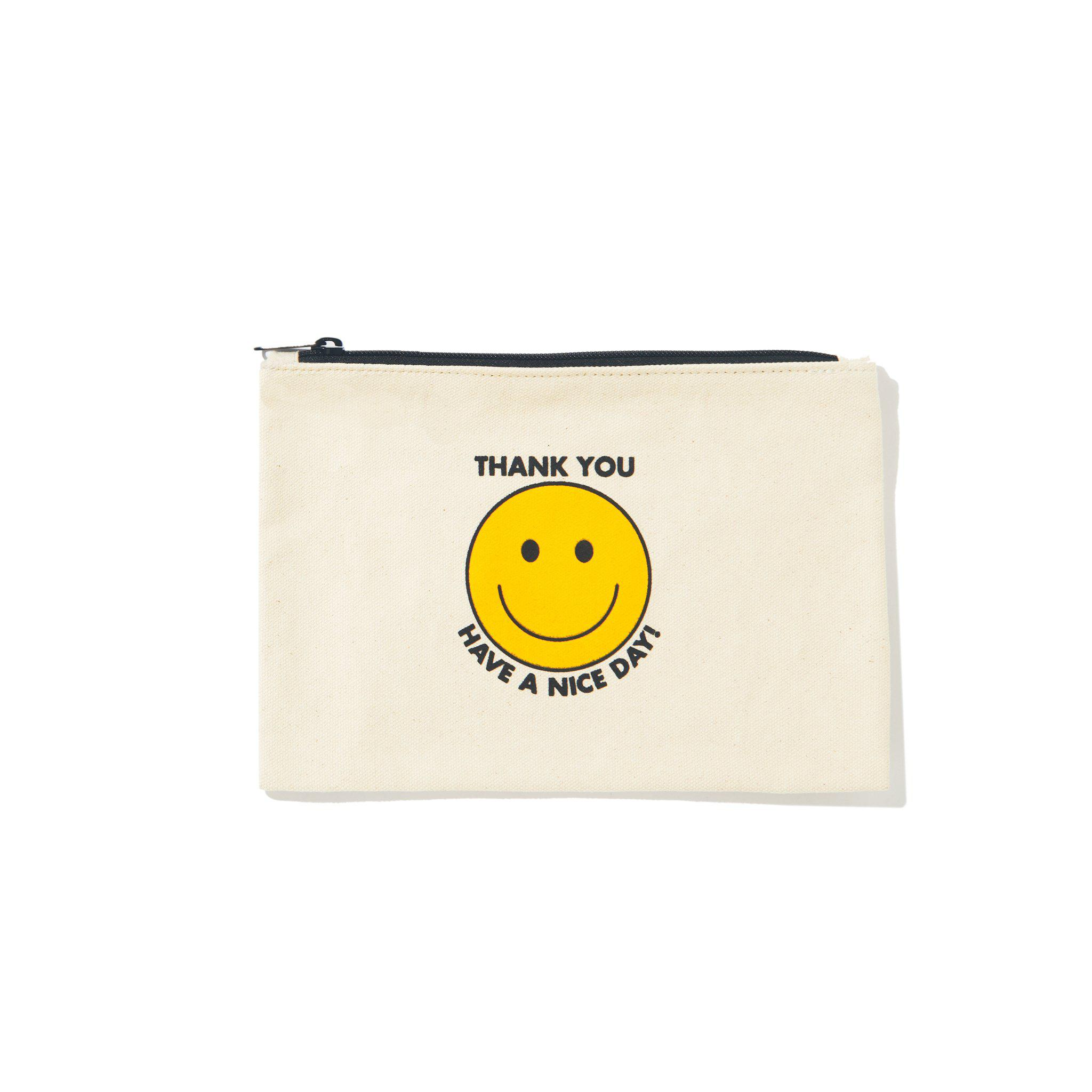 The Take Out Pouch - Canvas