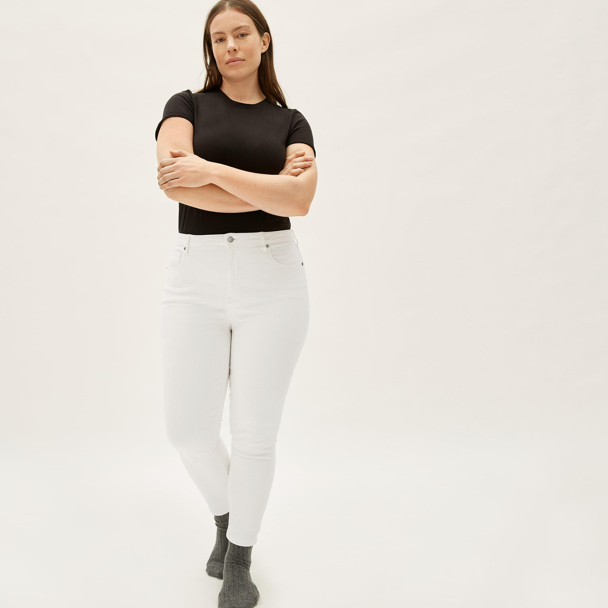 The Curvy Authentic Stretch High-Rise Skinny Jean