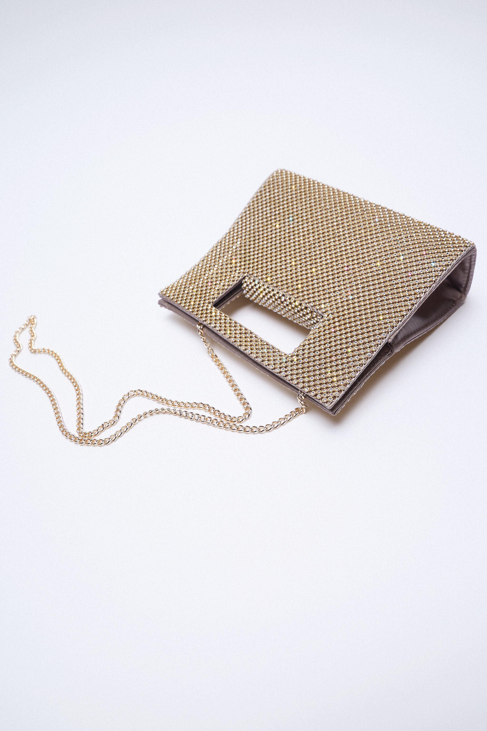 CUT OUT SHIMMERY BOX BAG 3