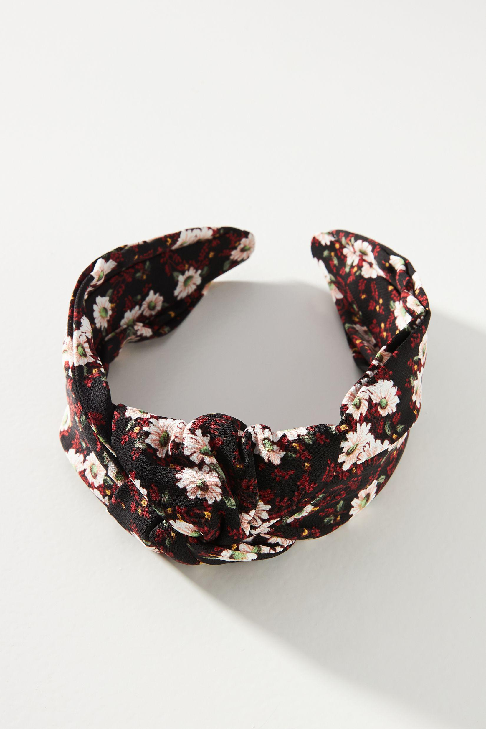 Ditsy Floral Knotted Headband