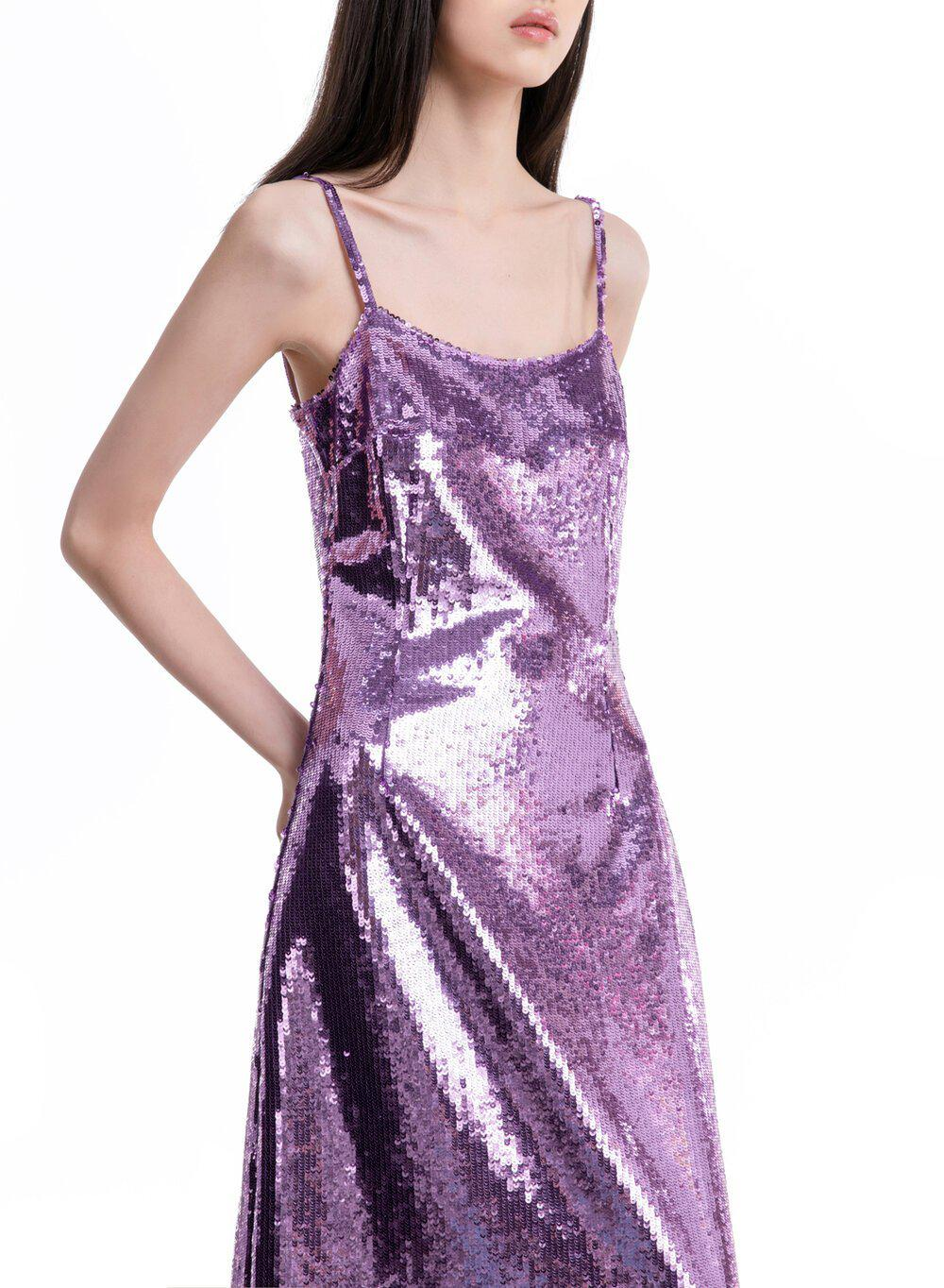 AURORA GOWN LILAC TULLE 7