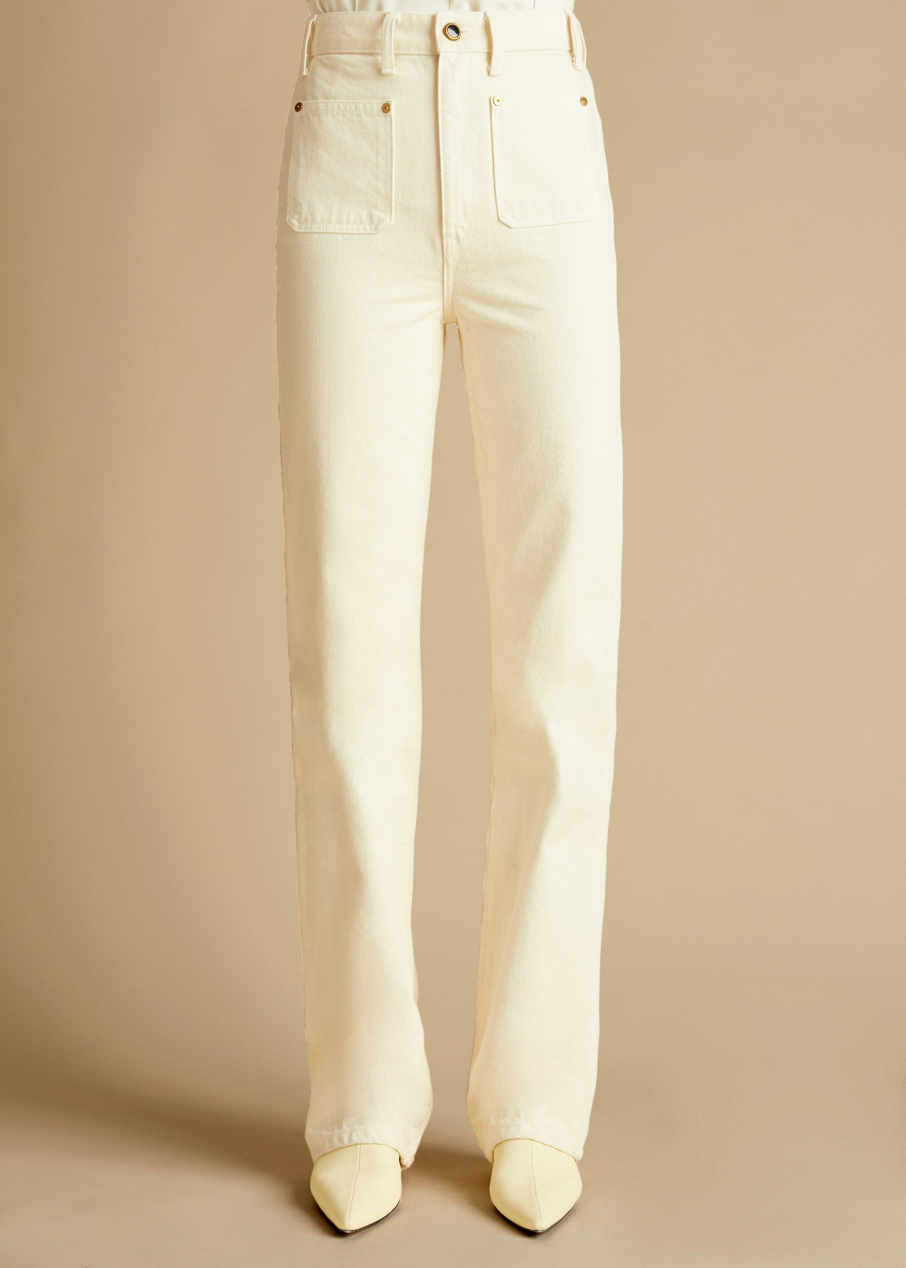 The Isabella Jean in Ivory 1