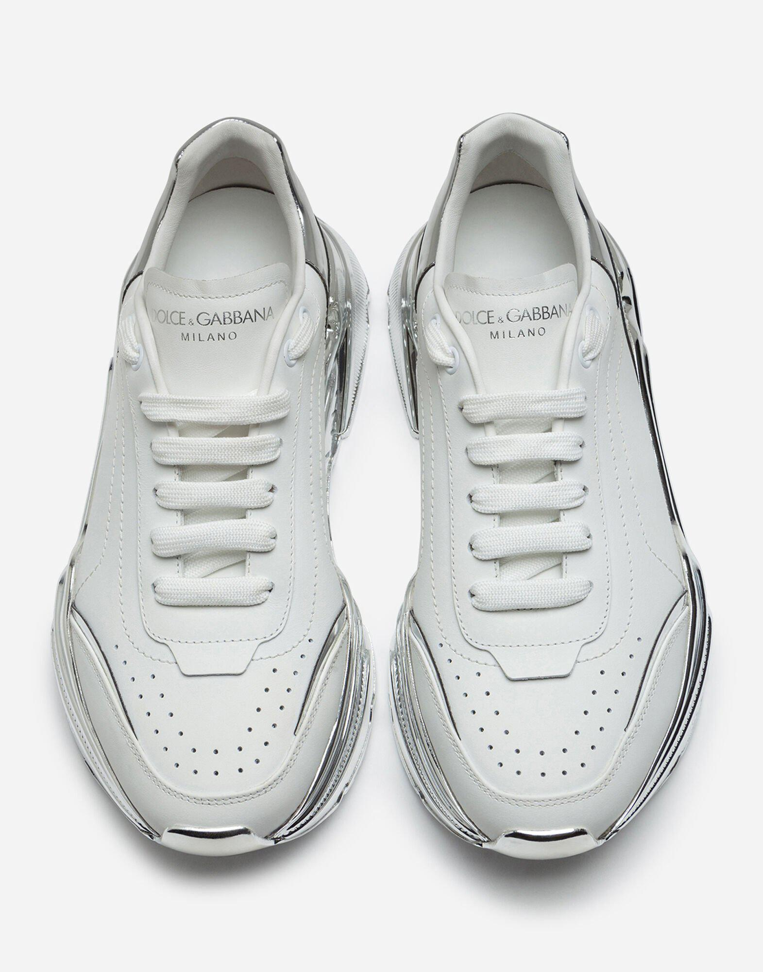 Daymaster sneakers in nappa leather with mirrored bottom 3