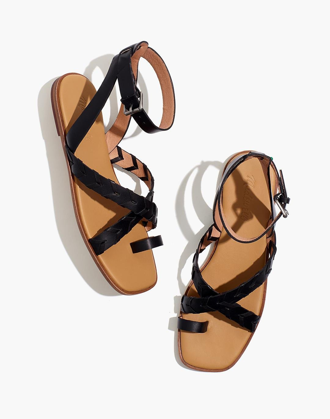 The Cassia Whipstitch Sandal