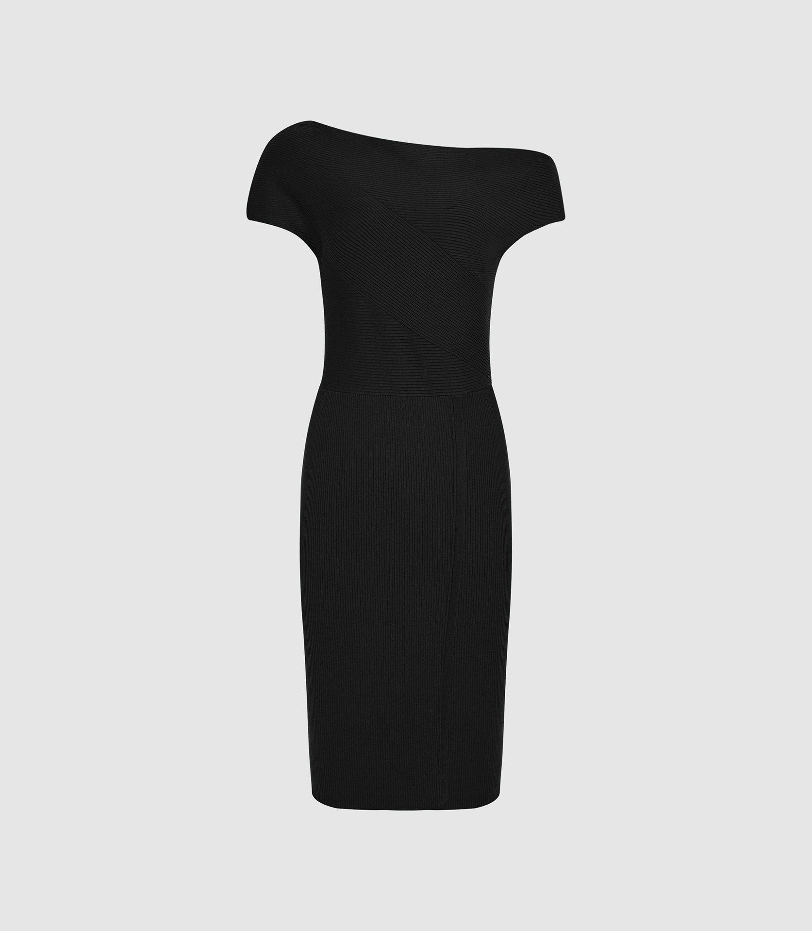 LAVINIA - KNITTED BODYCON DRESS 5