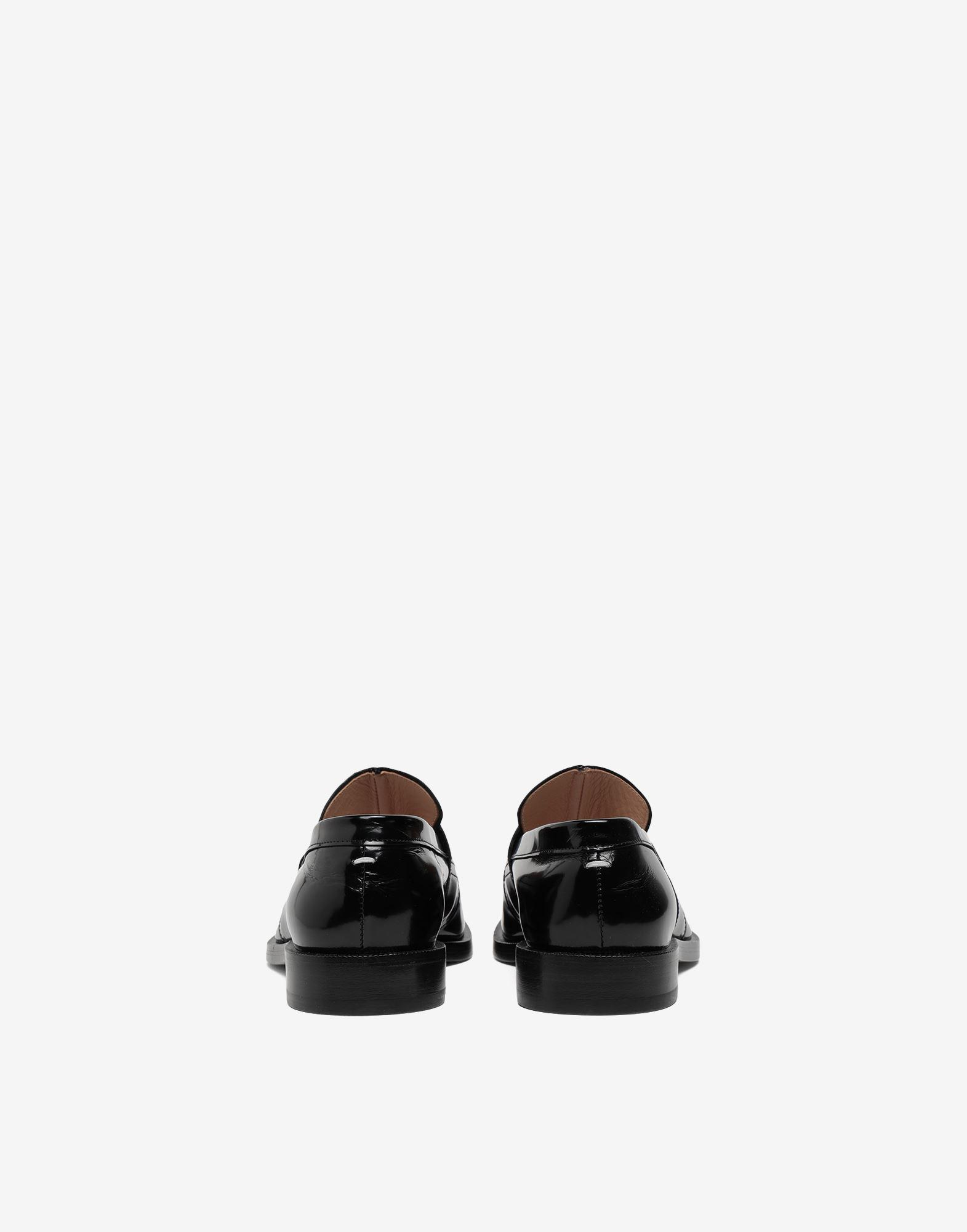 Tabi leather loafers 2