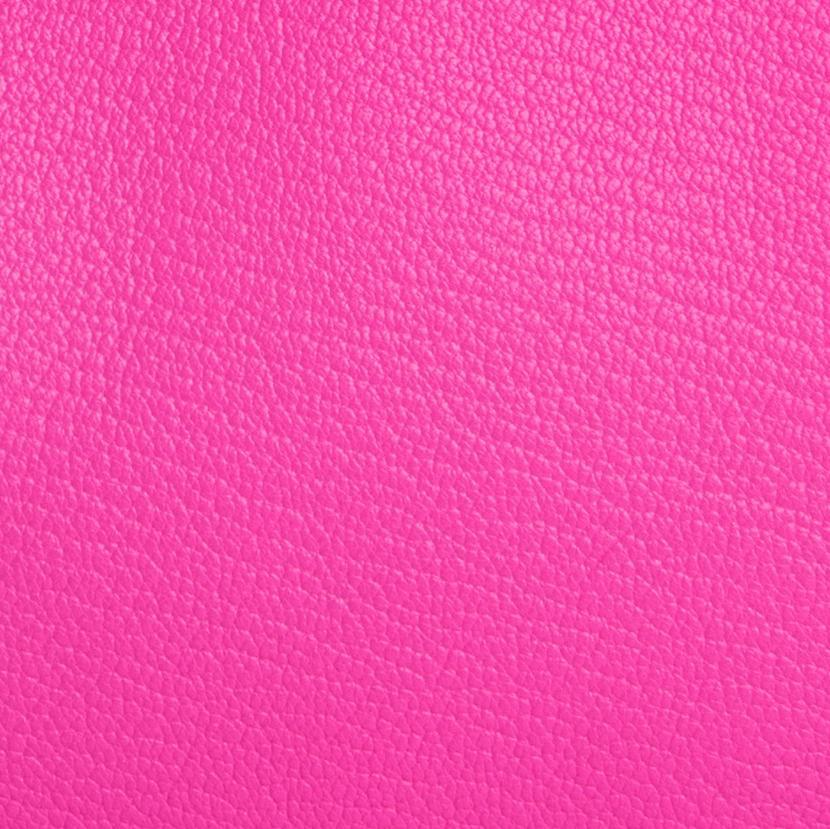Rachel Hot Pink Grained Leather 4