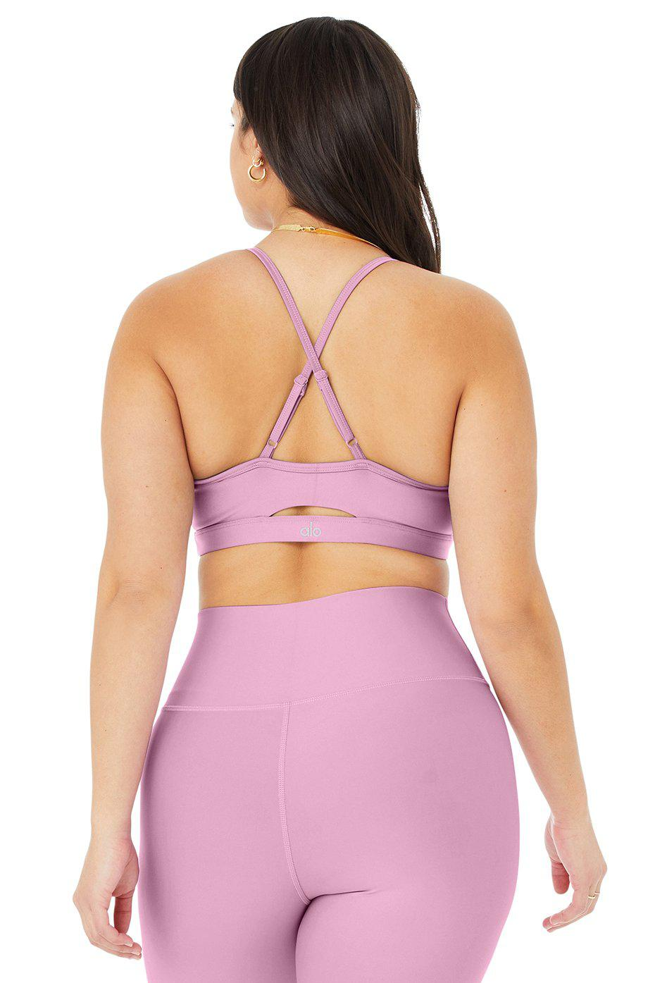 Airlift Intrigue Bra - Pink Lavender 8
