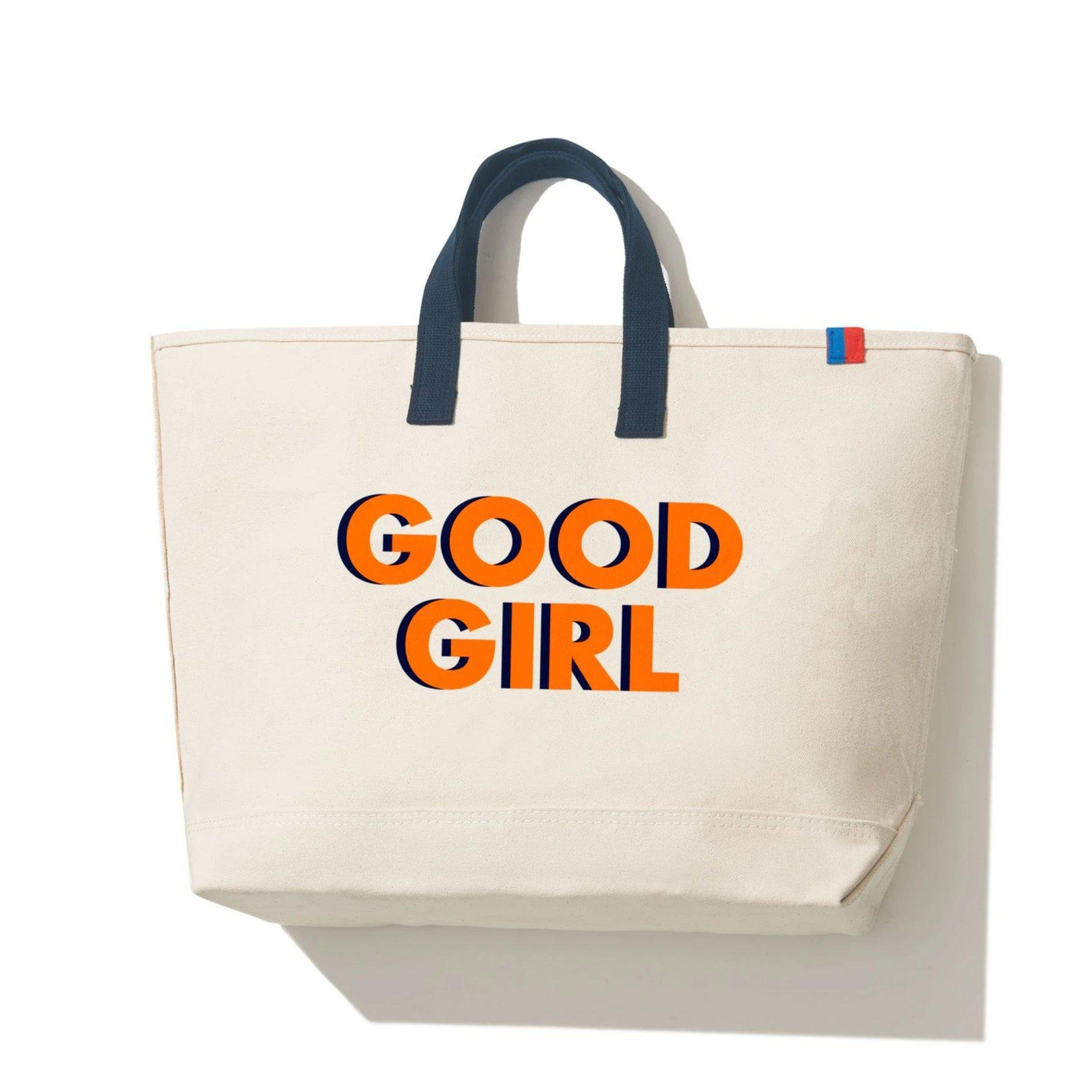 The GOOD GIRL Tote - Canvas
