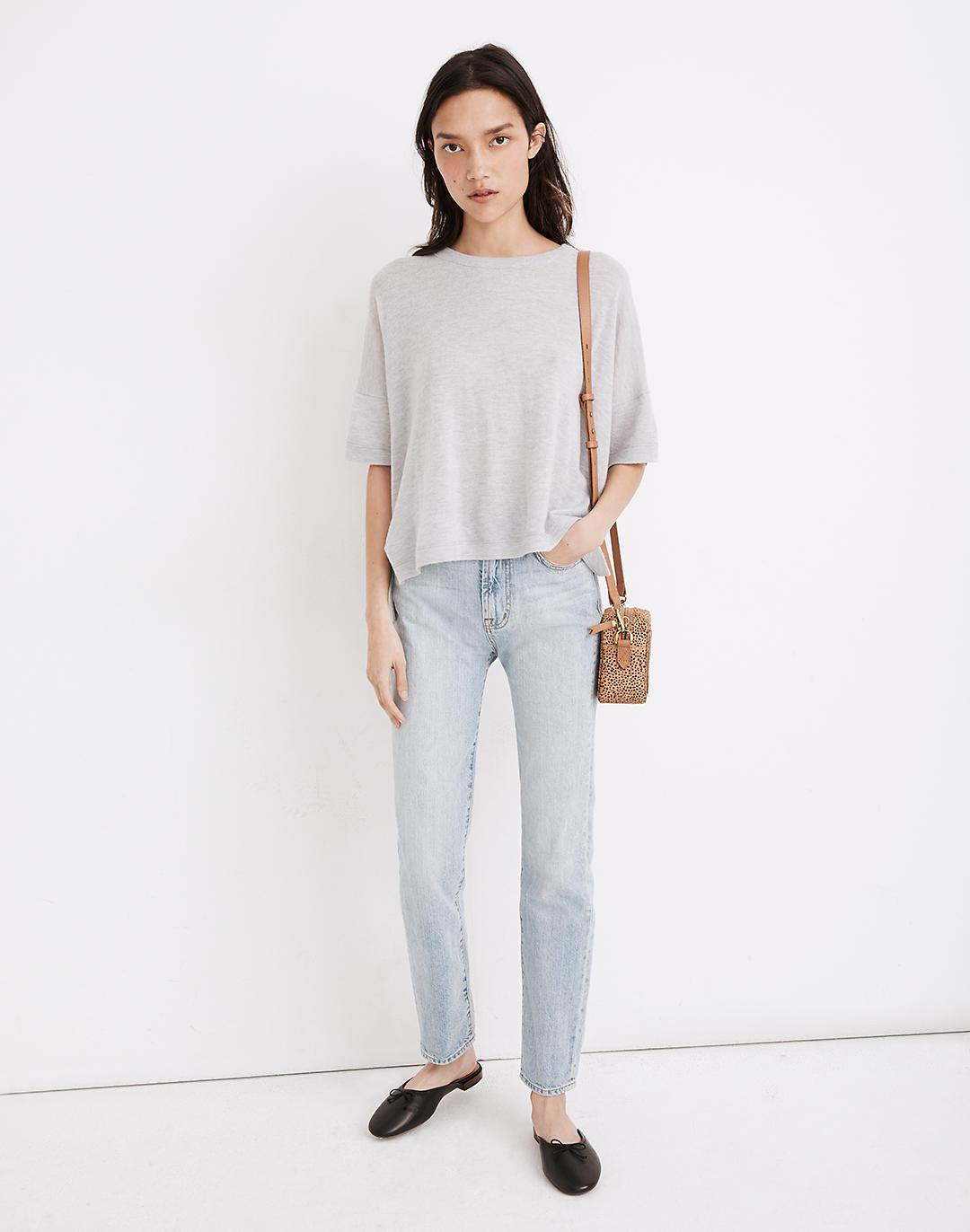 (Re)sponsible Weightless Cashmere Sweater Tee