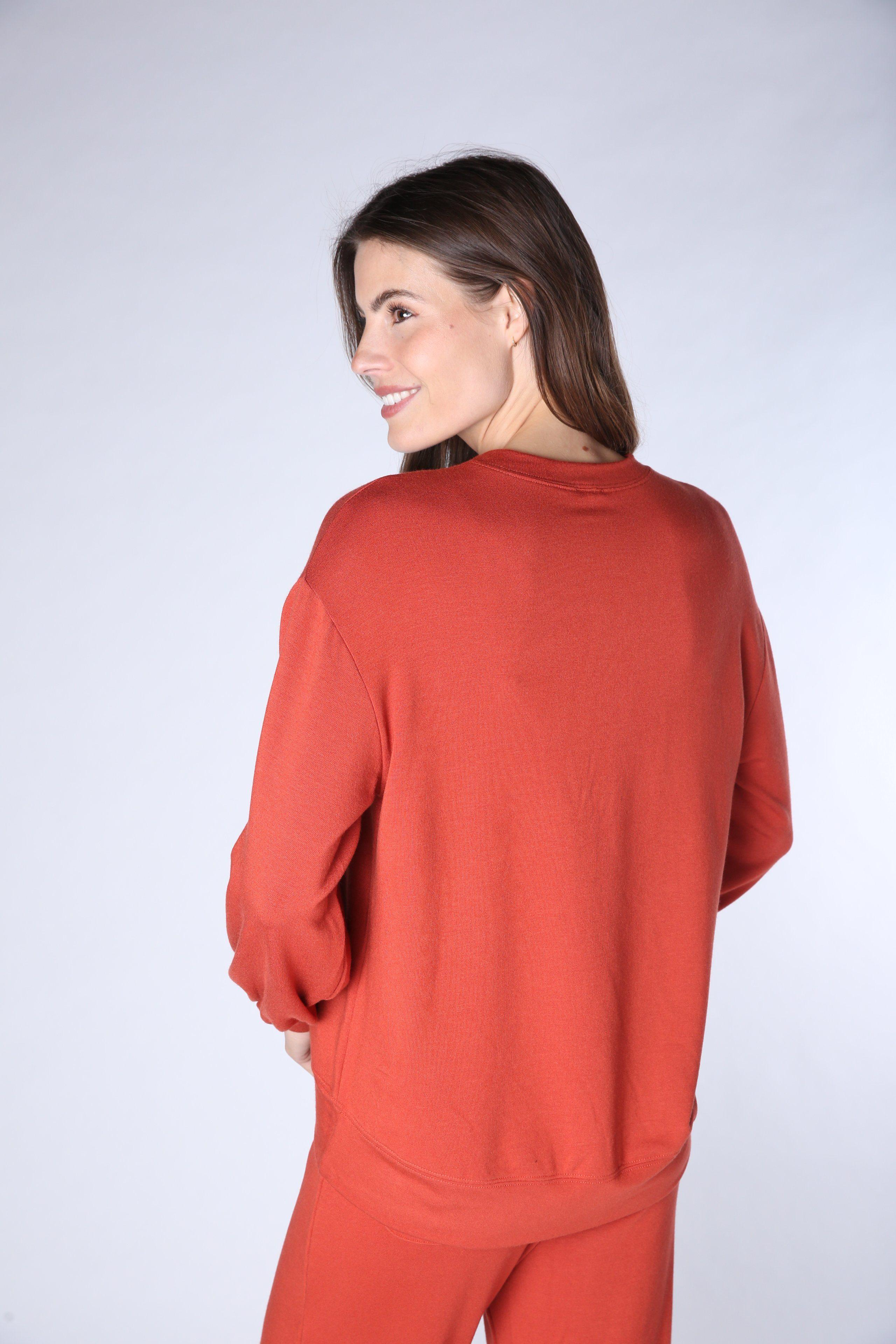 Soothe High-Lo Pullover 8