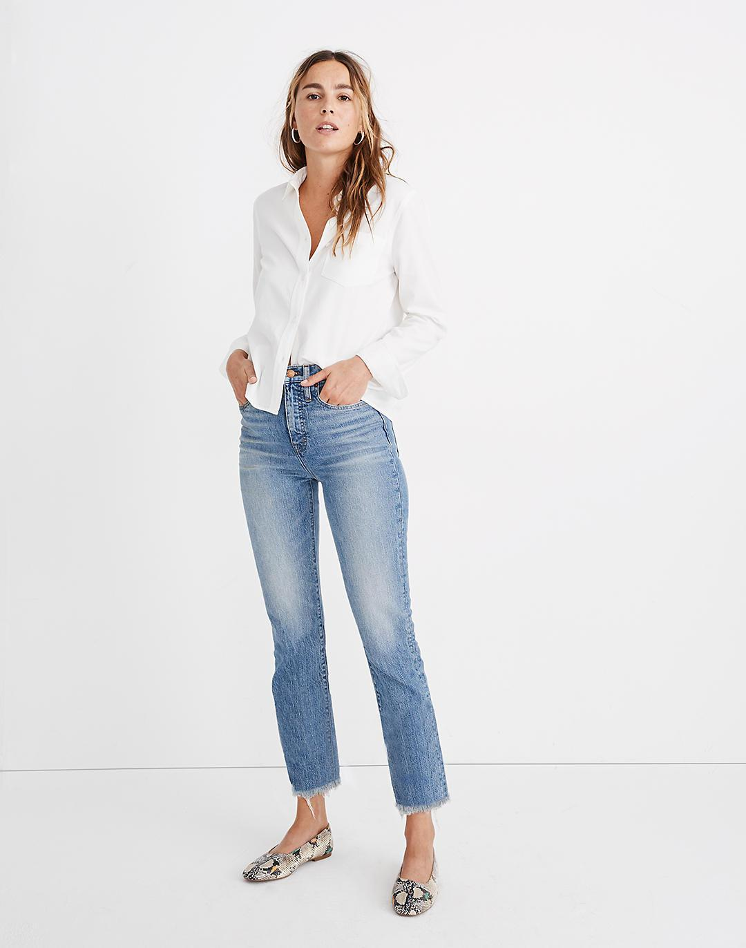 The Perfect Vintage Jean in Ainsworth Wash