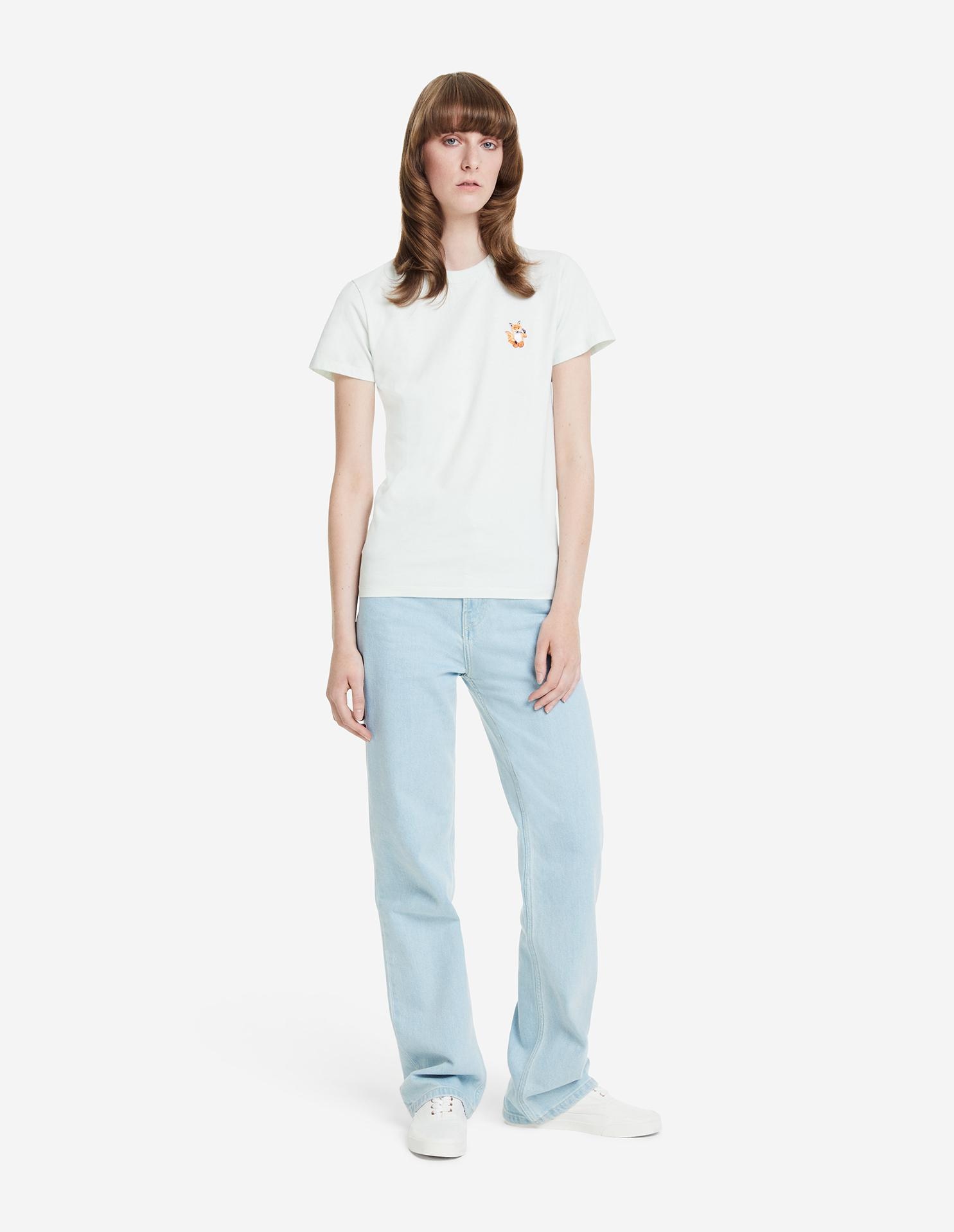ALL RIGHT FOX PATCH CLASSIC TEE-SHIRT 3