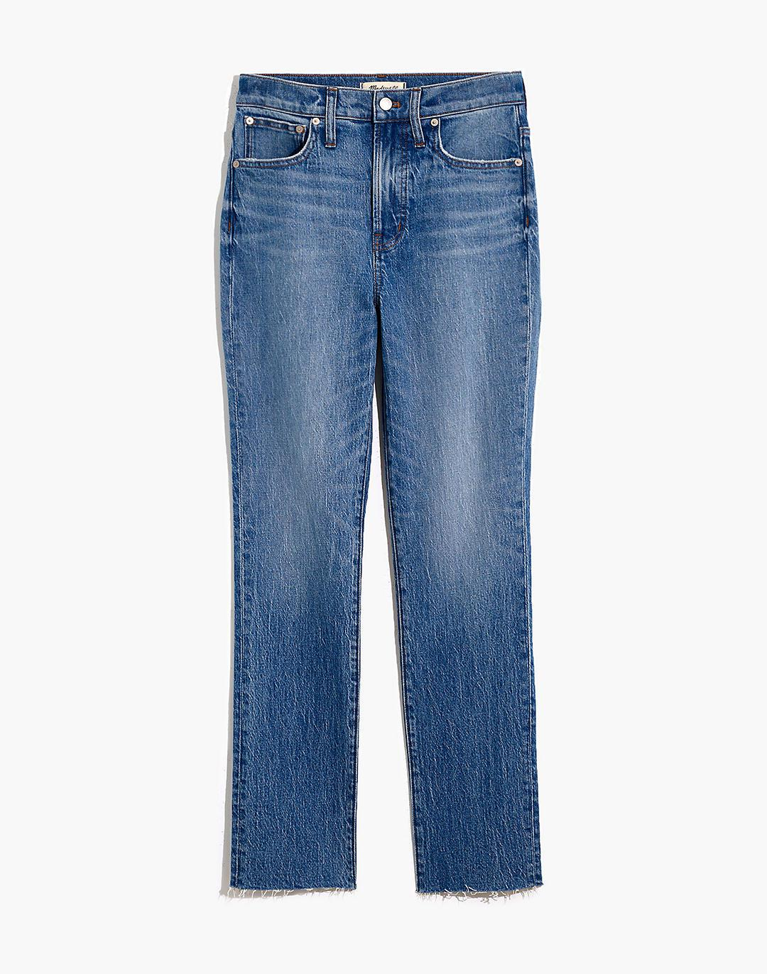 The Perfect Vintage Jean in Enmore Wash: Raw-Hem Edition 5