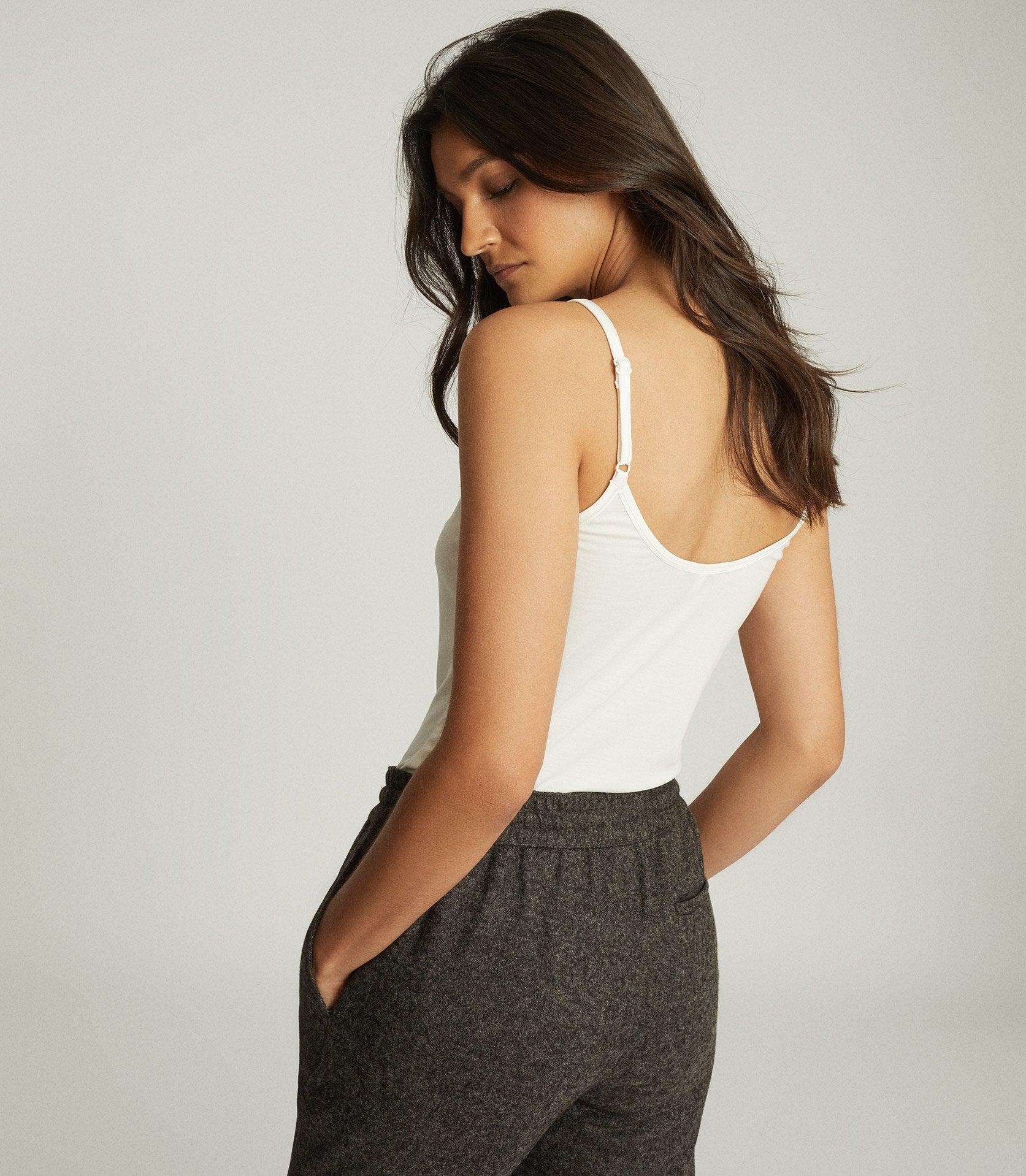 MILLY - JERSEY CAMI TOP 3
