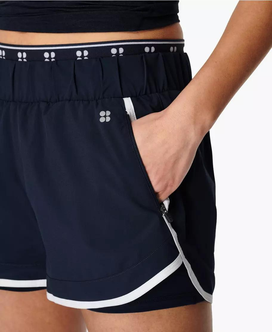 """On Your Marks 4"""" Running Shorts 6"""